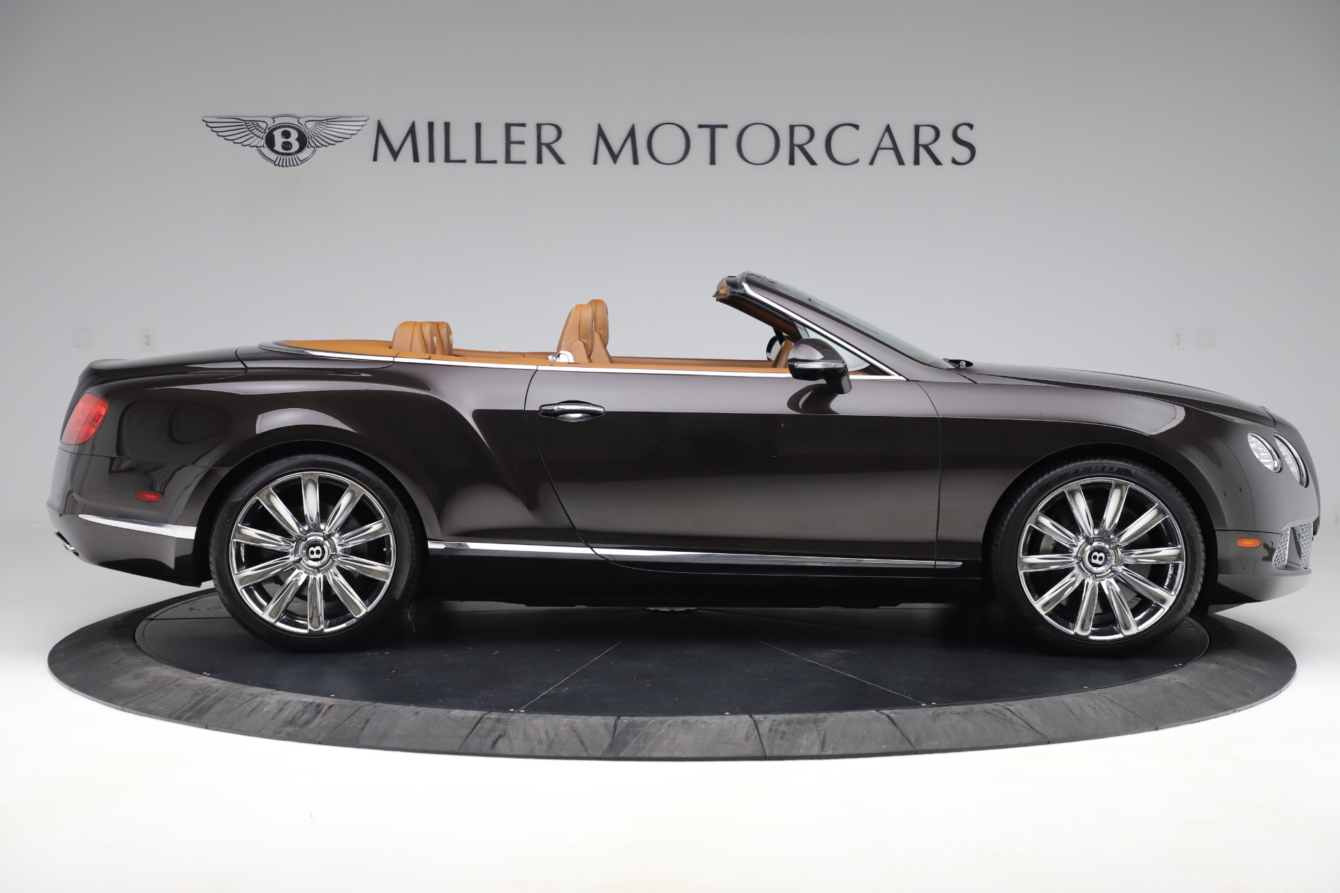 Used 2013 Bentley Continental GT W12 For Sale In Greenwich, CT 3505_p9