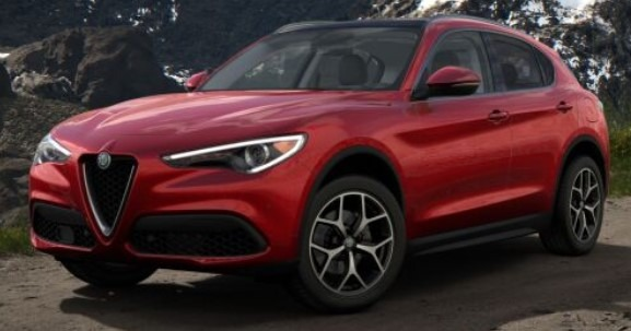 New 2019 Alfa Romeo Stelvio Ti Q4 For Sale In Greenwich, CT 3508_main