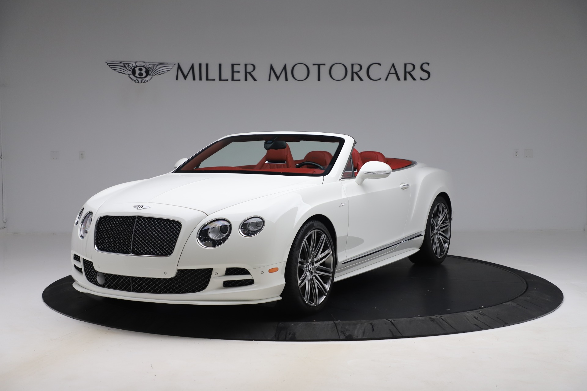 Used 2015 Bentley Continental GT Speed For Sale In Greenwich, CT 3511_main