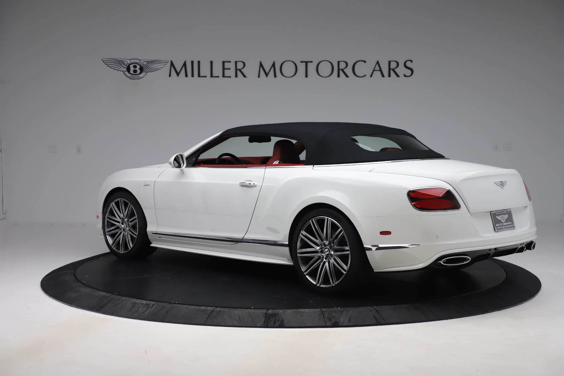 Used 2015 Bentley Continental GT Speed For Sale In Greenwich, CT 3511_p15