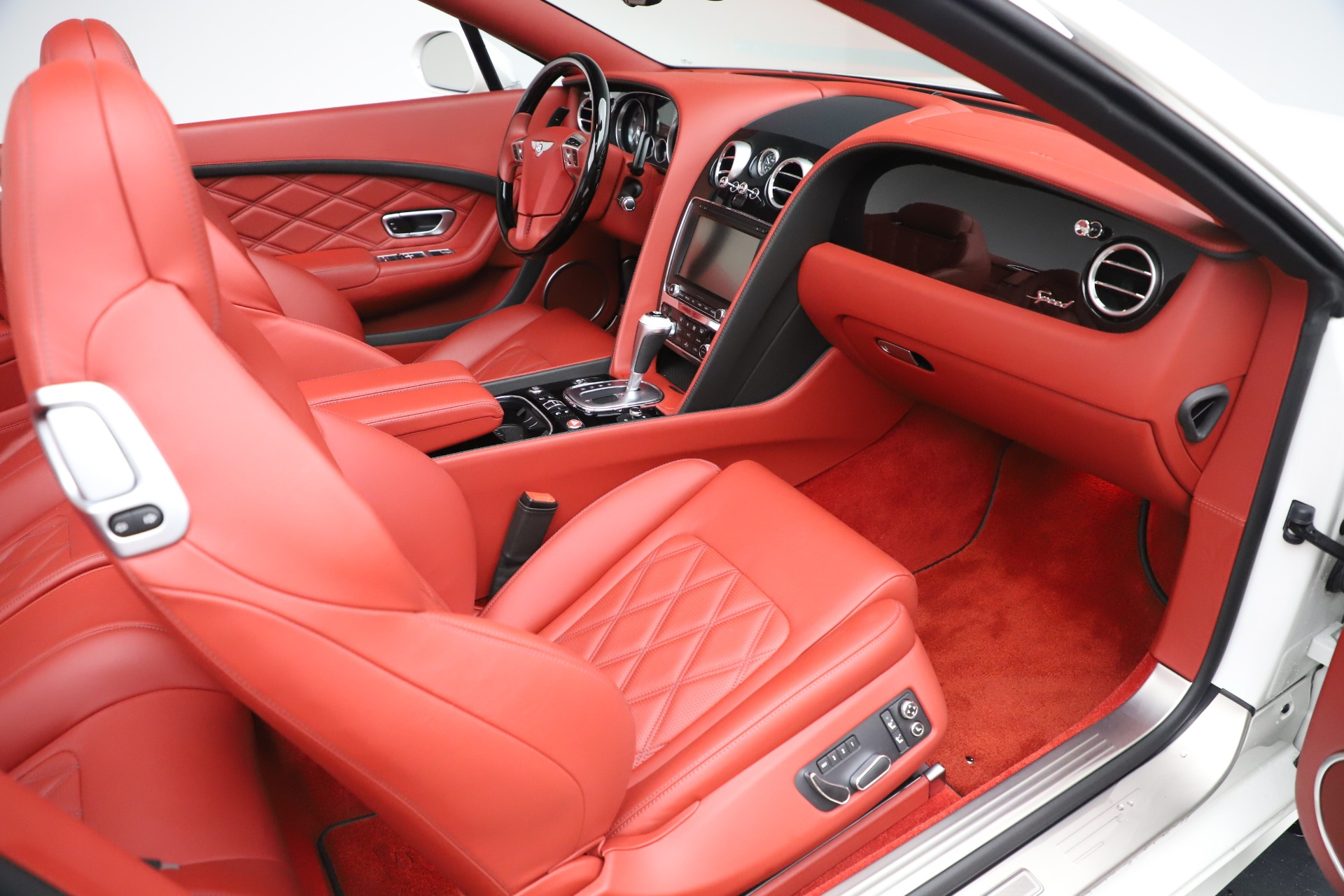 Used 2015 Bentley Continental GT Speed For Sale In Greenwich, CT 3511_p32