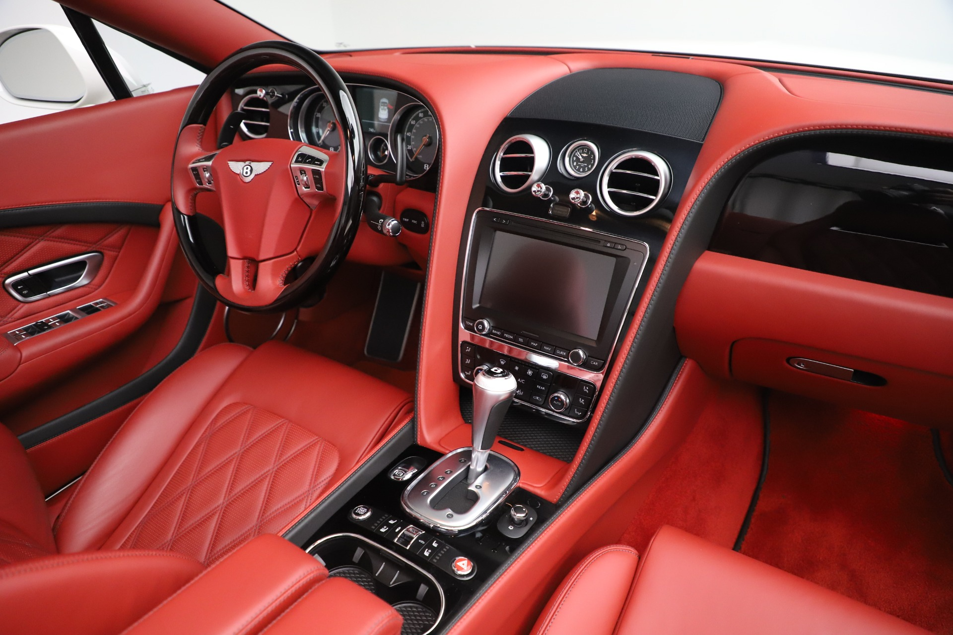Used 2015 Bentley Continental GT Speed For Sale In Greenwich, CT 3511_p36