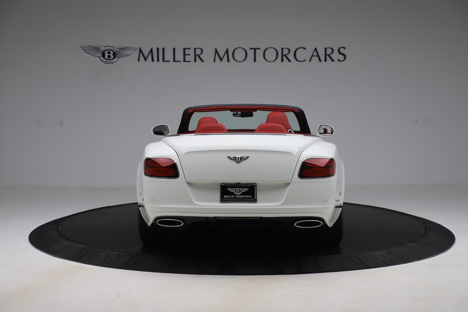 Used 2015 Bentley Continental GT Speed For Sale In Greenwich, CT 3511_p6