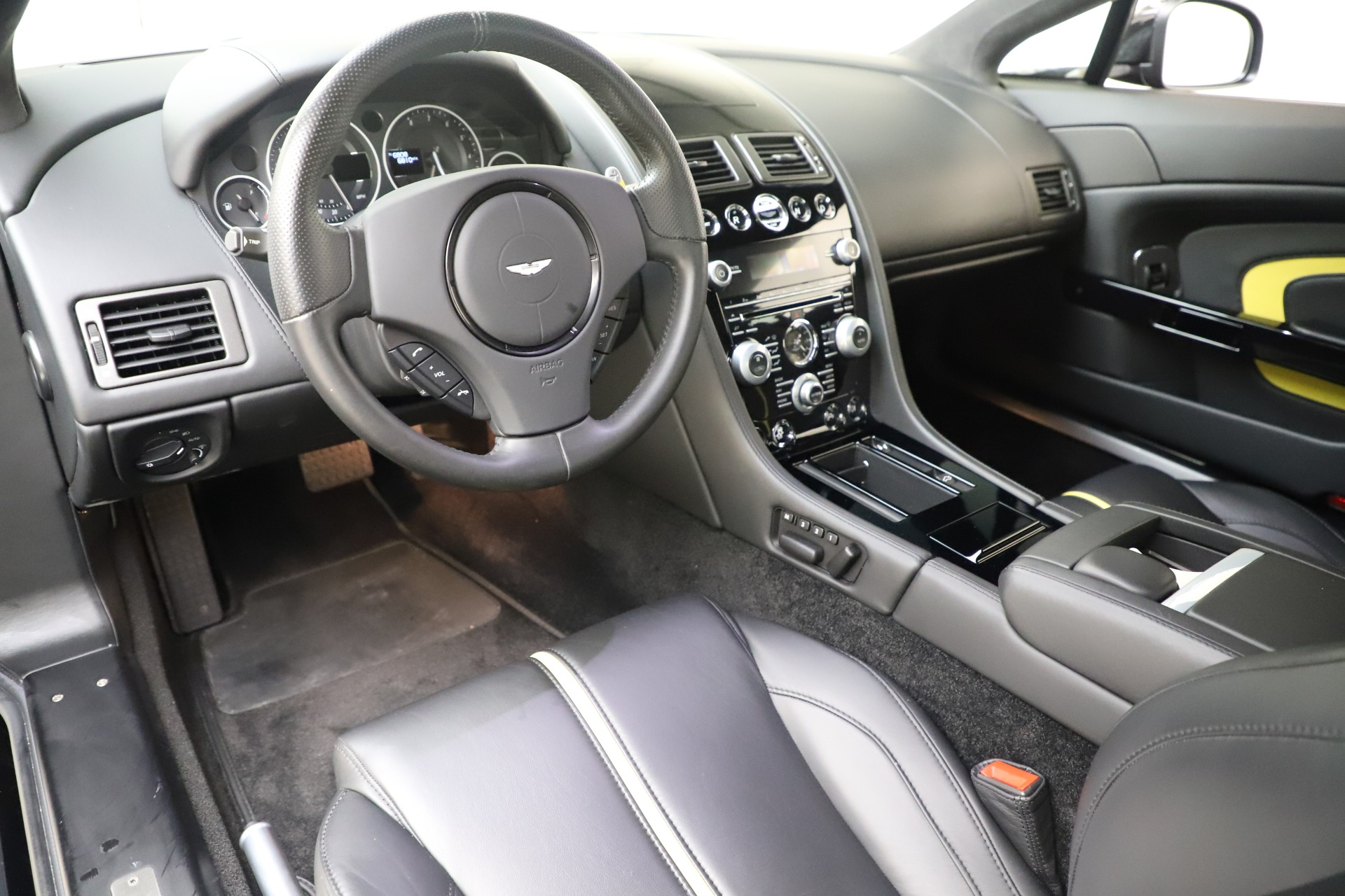 Used 2015 Aston Martin V12 Vantage S Coupe For Sale In Greenwich, CT 3513_p13