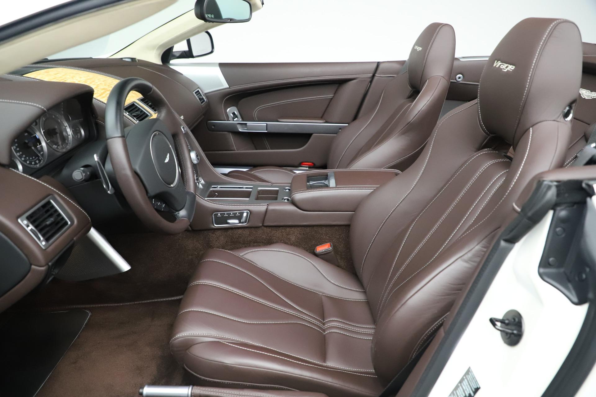 Used 2012 Aston Martin Virage Volante For Sale In Greenwich, CT 3515_p20