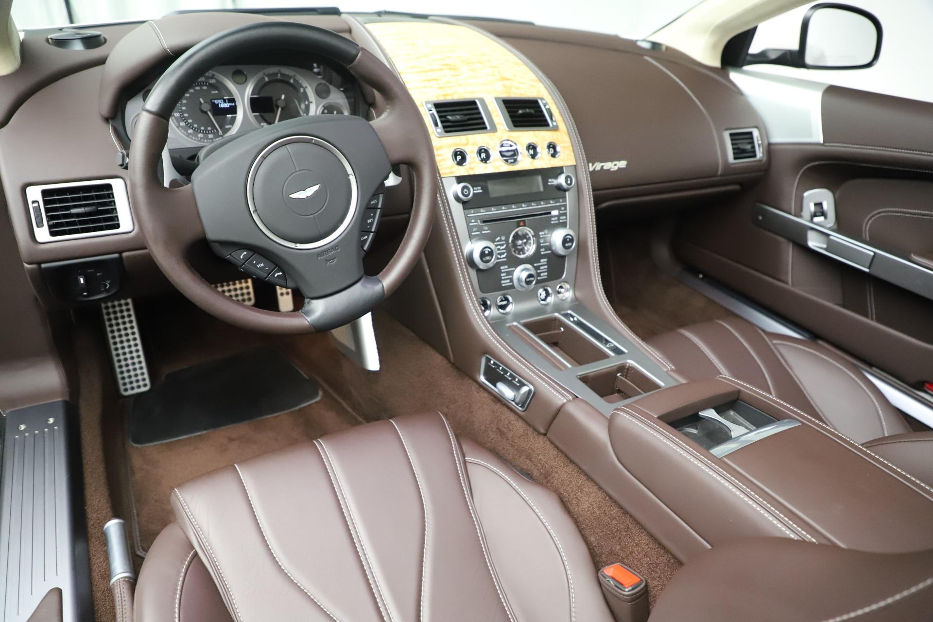 Used 2012 Aston Martin Virage Volante For Sale In Greenwich, CT 3515_p21