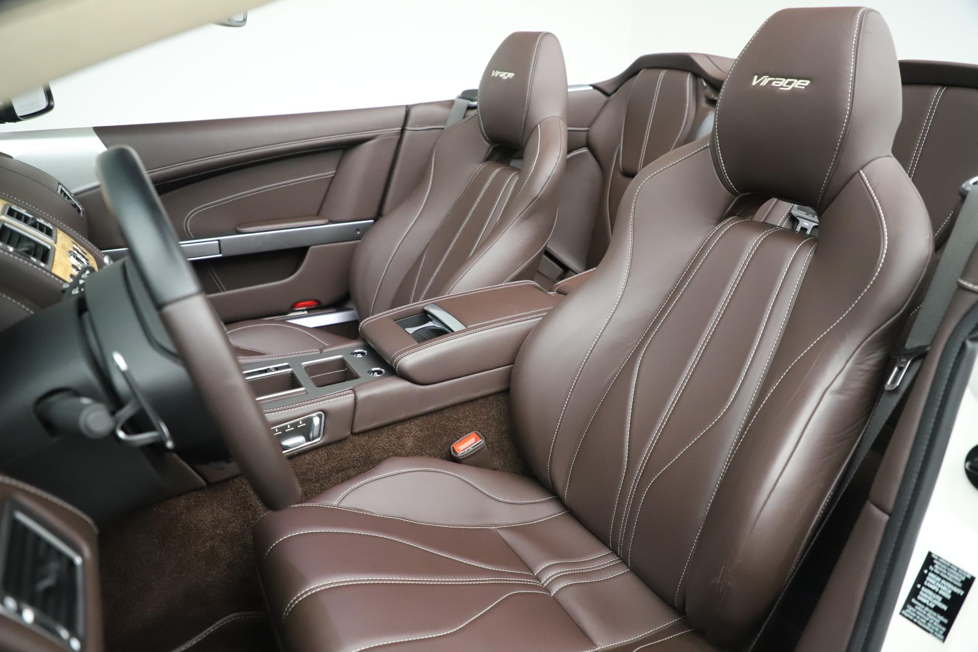 Used 2012 Aston Martin Virage Volante For Sale In Greenwich, CT 3515_p22
