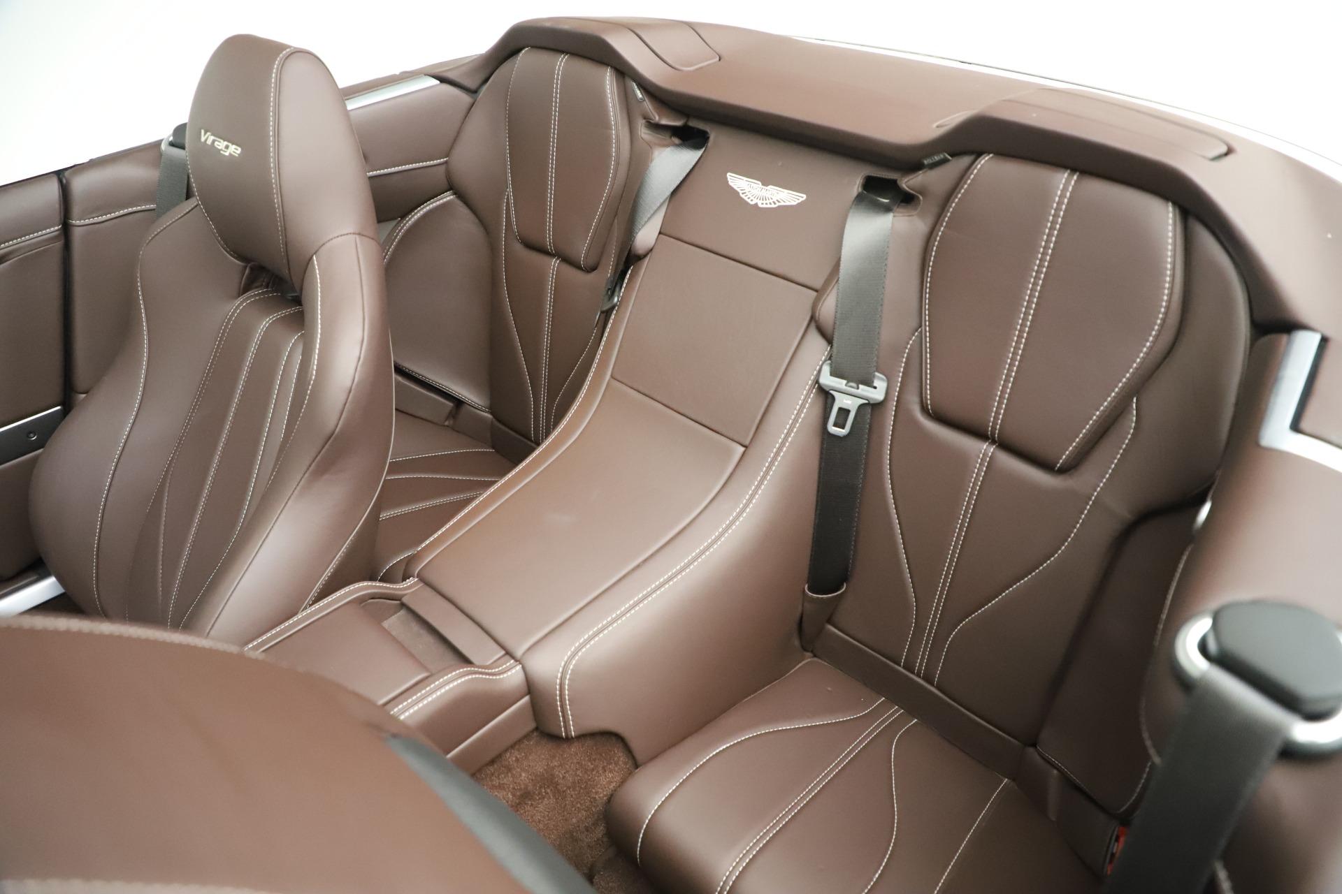 Used 2012 Aston Martin Virage Volante For Sale In Greenwich, CT 3515_p23