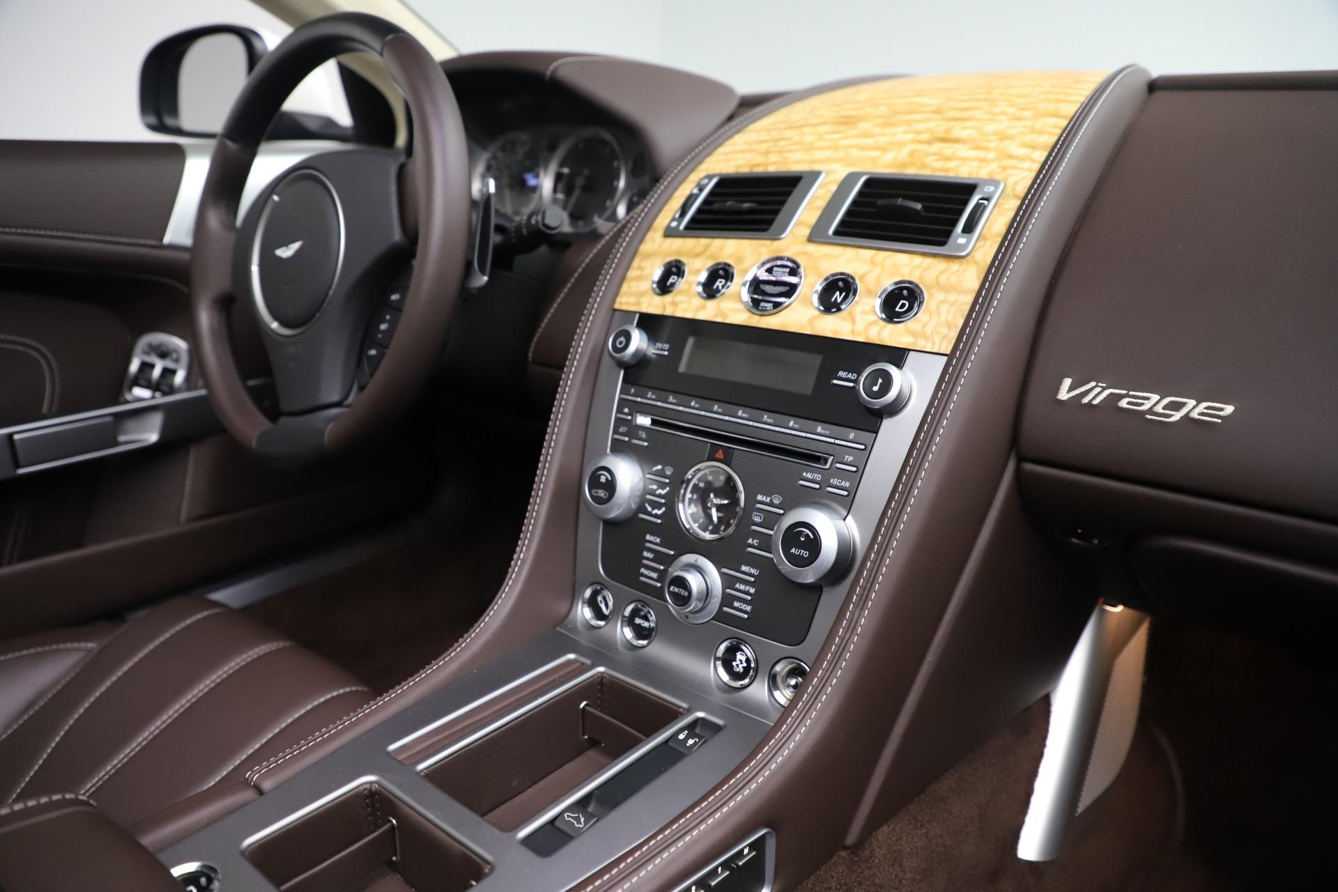Used 2012 Aston Martin Virage Volante For Sale In Greenwich, CT 3515_p25