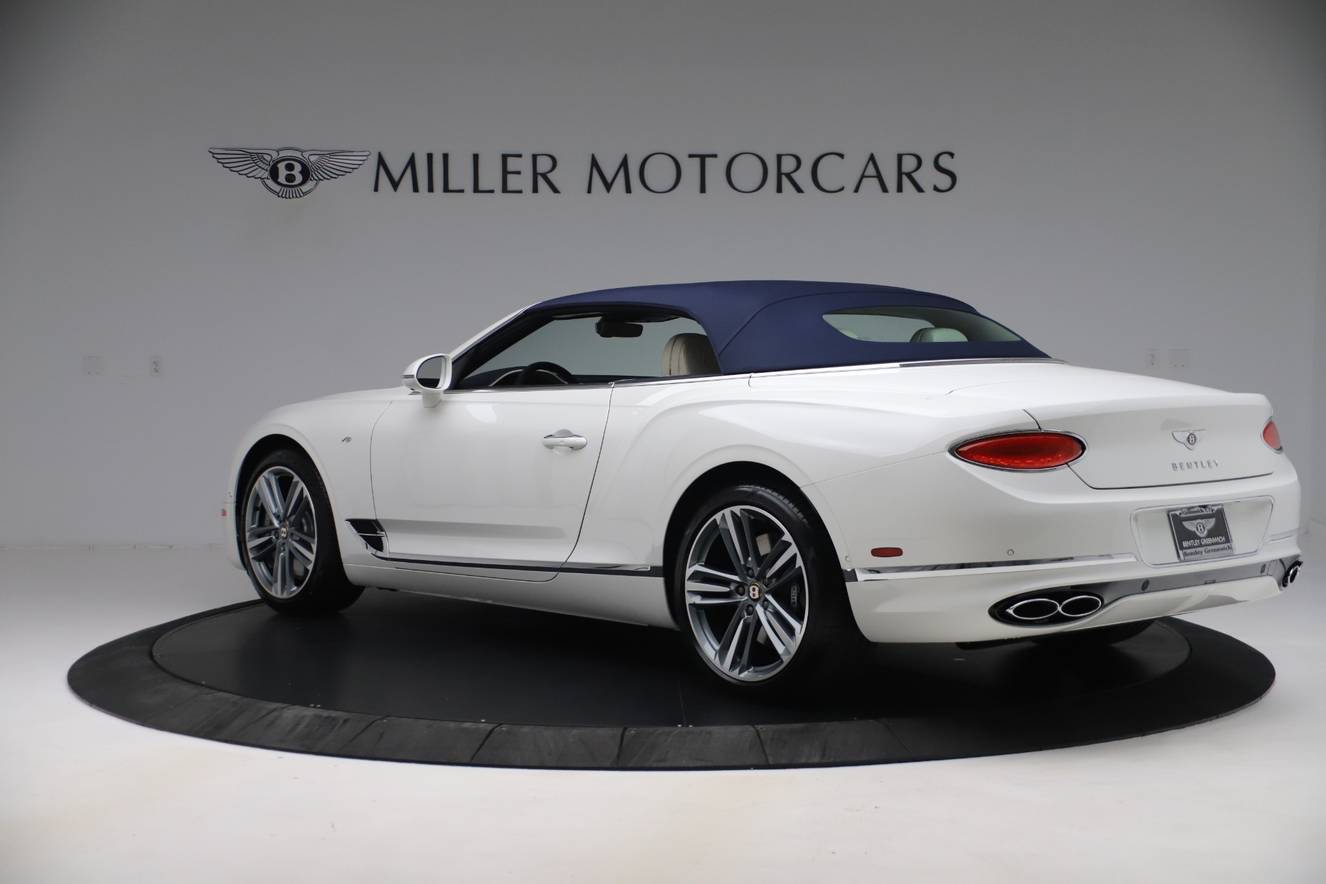 New 2020 Bentley Continental GTC V8 For Sale In Greenwich, CT 3516_p15