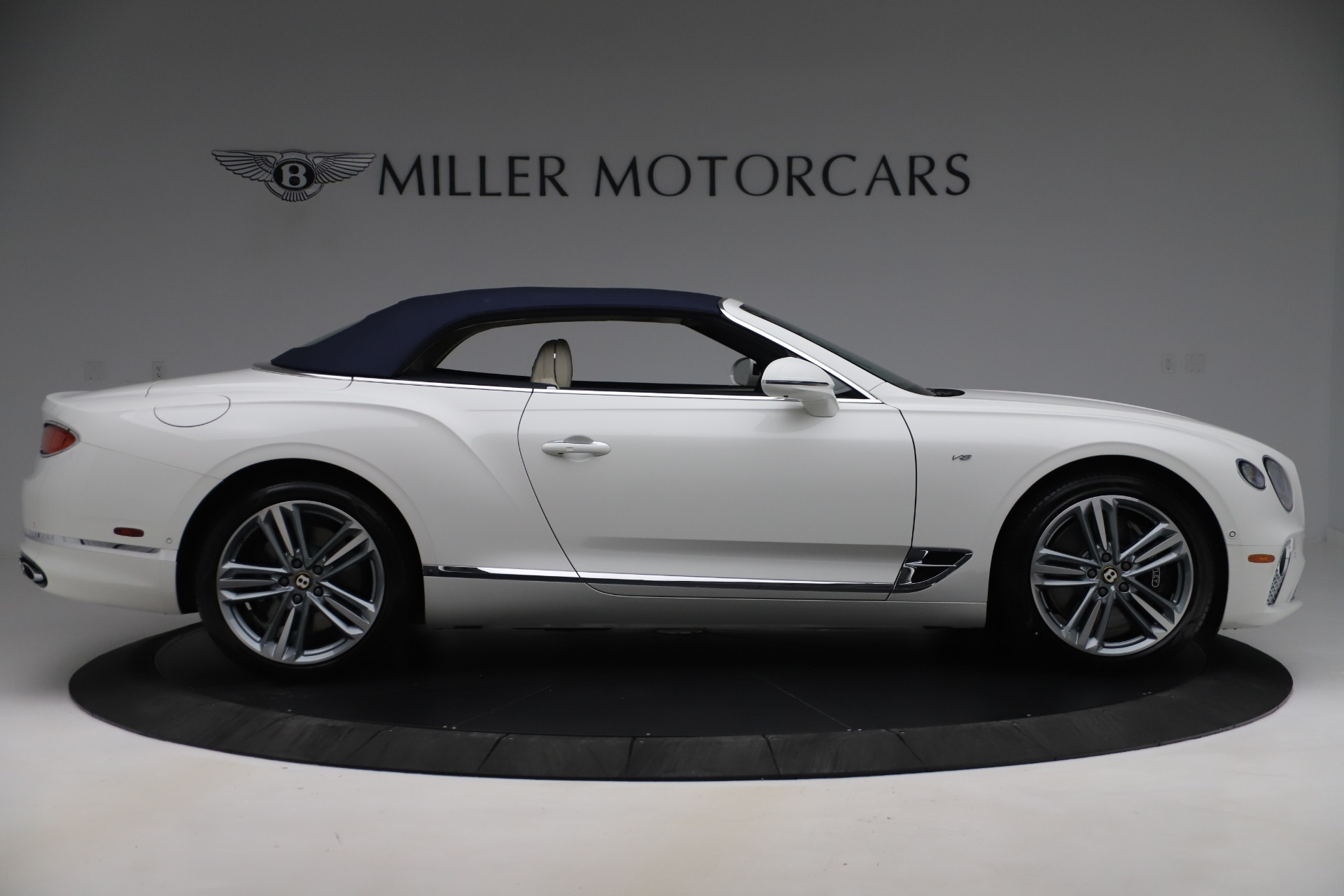 New 2020 Bentley Continental GTC V8 For Sale In Greenwich, CT 3516_p16