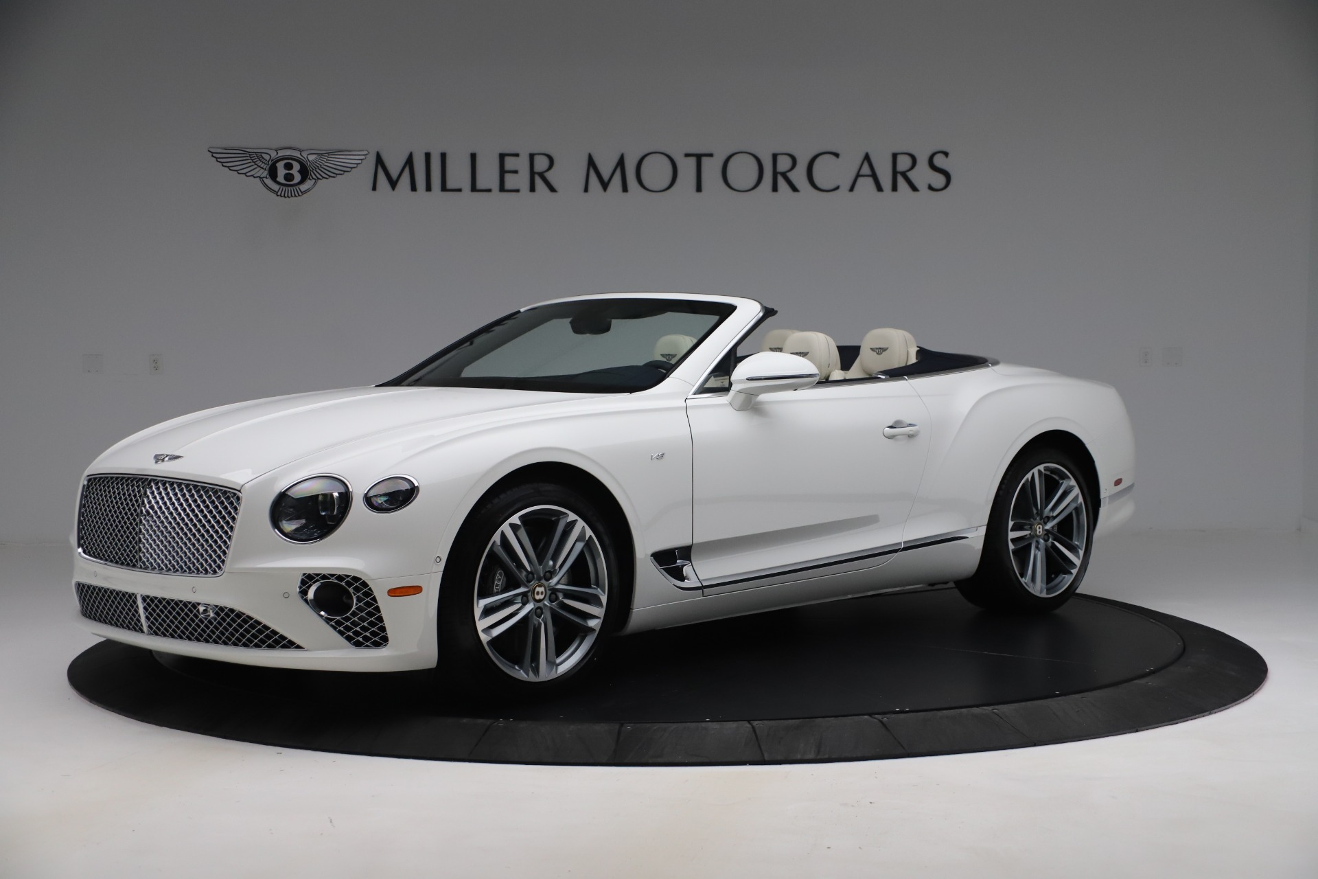 New 2020 Bentley Continental GTC V8 For Sale In Greenwich, CT 3516_p2