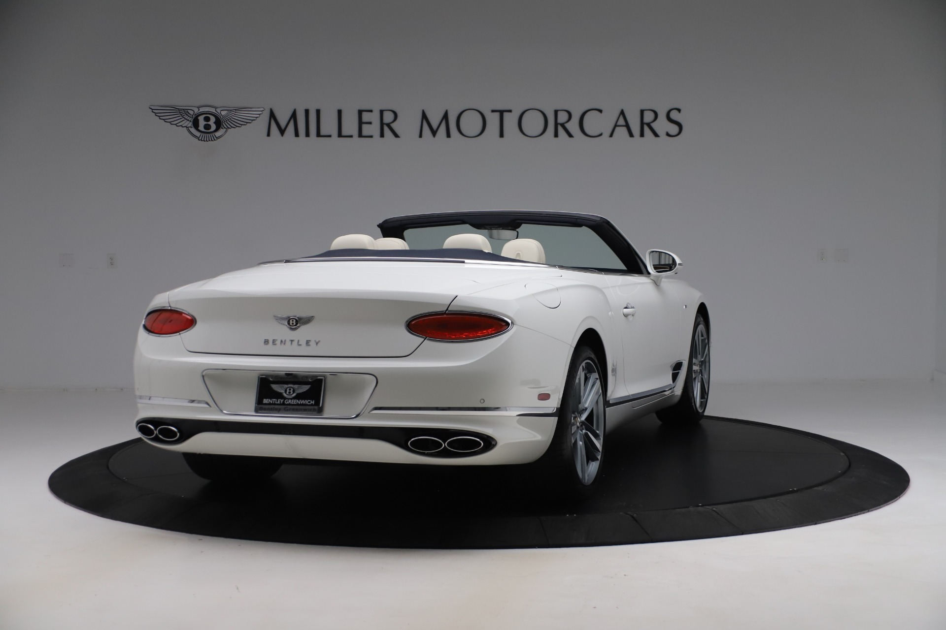 New 2020 Bentley Continental GTC V8 For Sale In Greenwich, CT 3516_p7