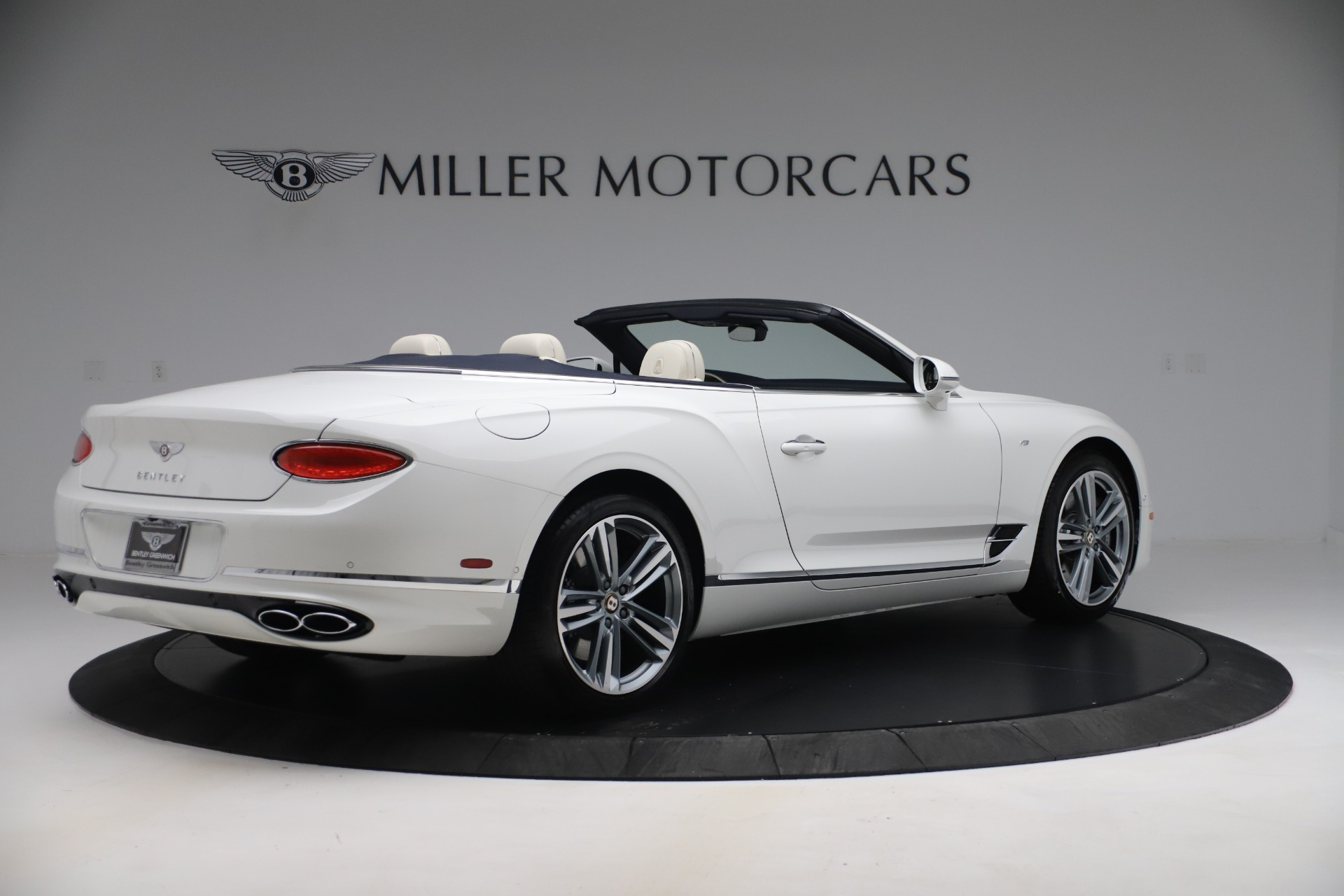 New 2020 Bentley Continental GTC V8 For Sale In Greenwich, CT 3516_p8
