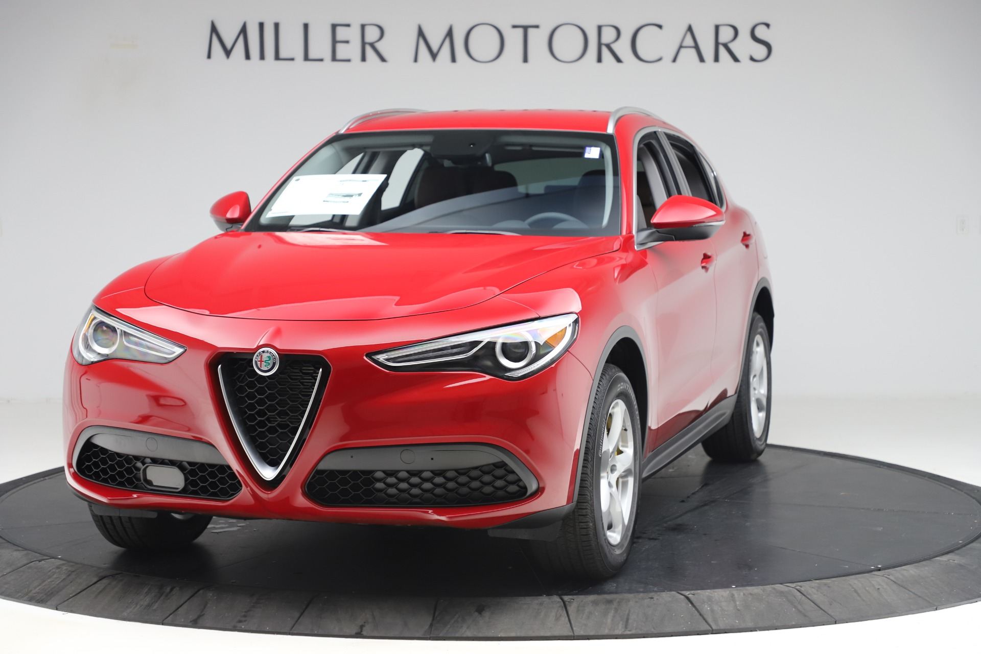 New 2019 Alfa Romeo Stelvio Q4 For Sale In Greenwich, CT 3530_main