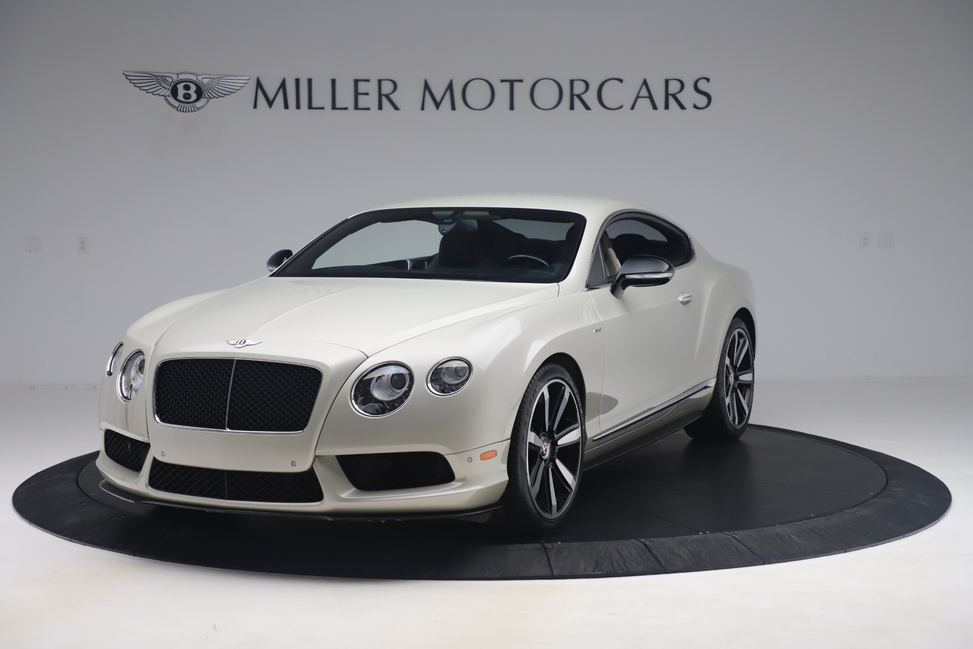 Used 2014 Bentley Continental GT V8 S For Sale In Greenwich, CT 3541_main
