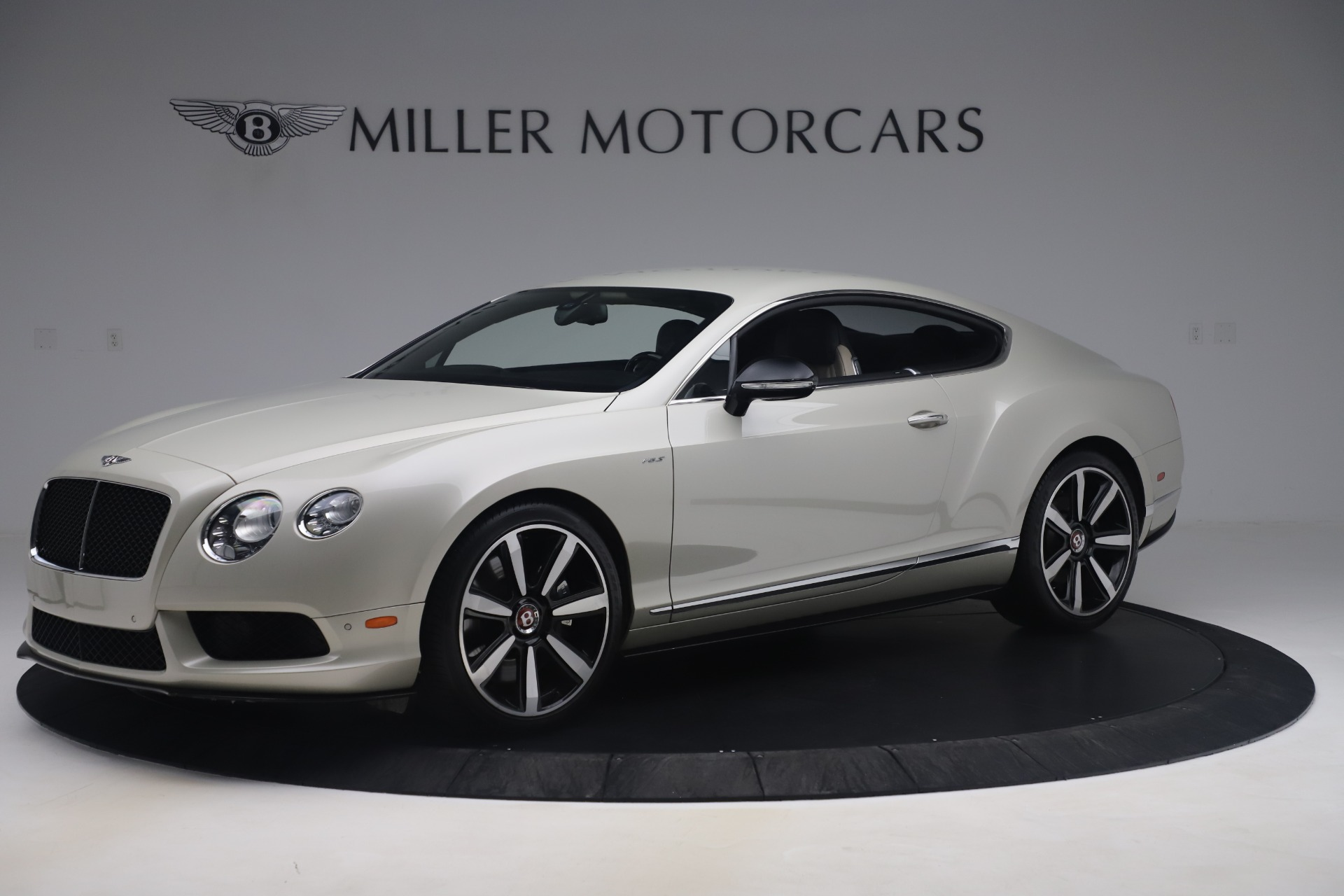Used 2014 Bentley Continental GT V8 S For Sale In Greenwich, CT 3541_p2