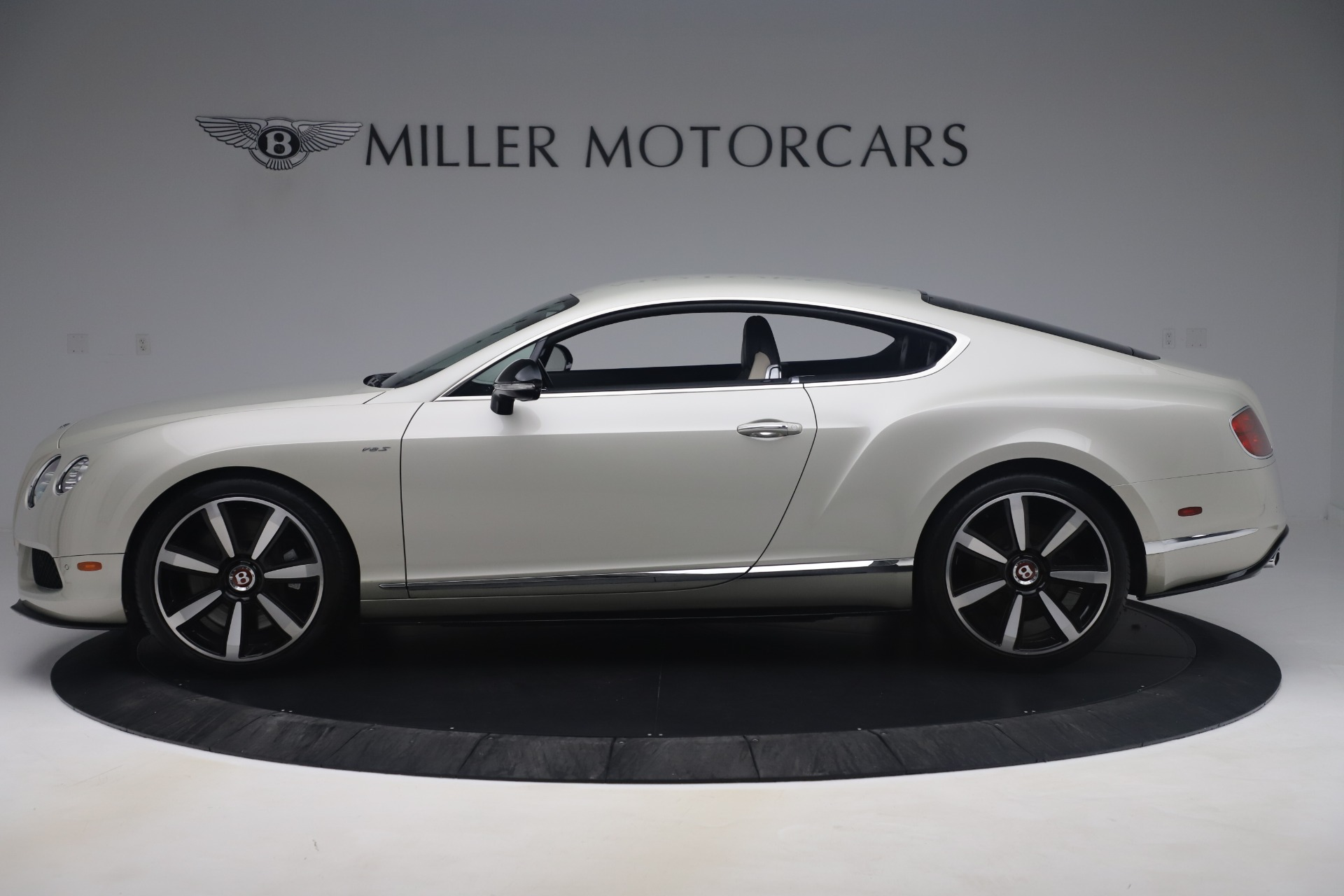 Used 2014 Bentley Continental GT V8 S For Sale In Greenwich, CT 3541_p3