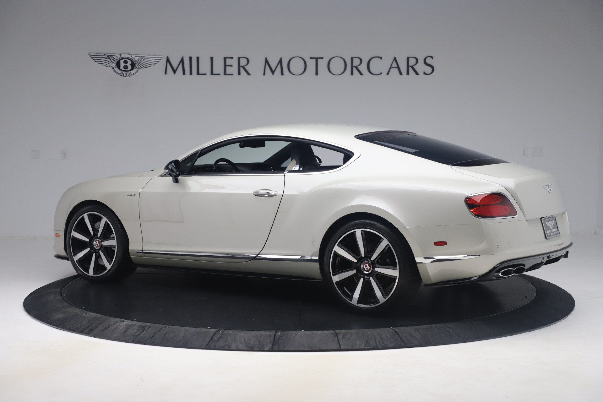 Used 2014 Bentley Continental GT V8 S For Sale In Greenwich, CT 3541_p4