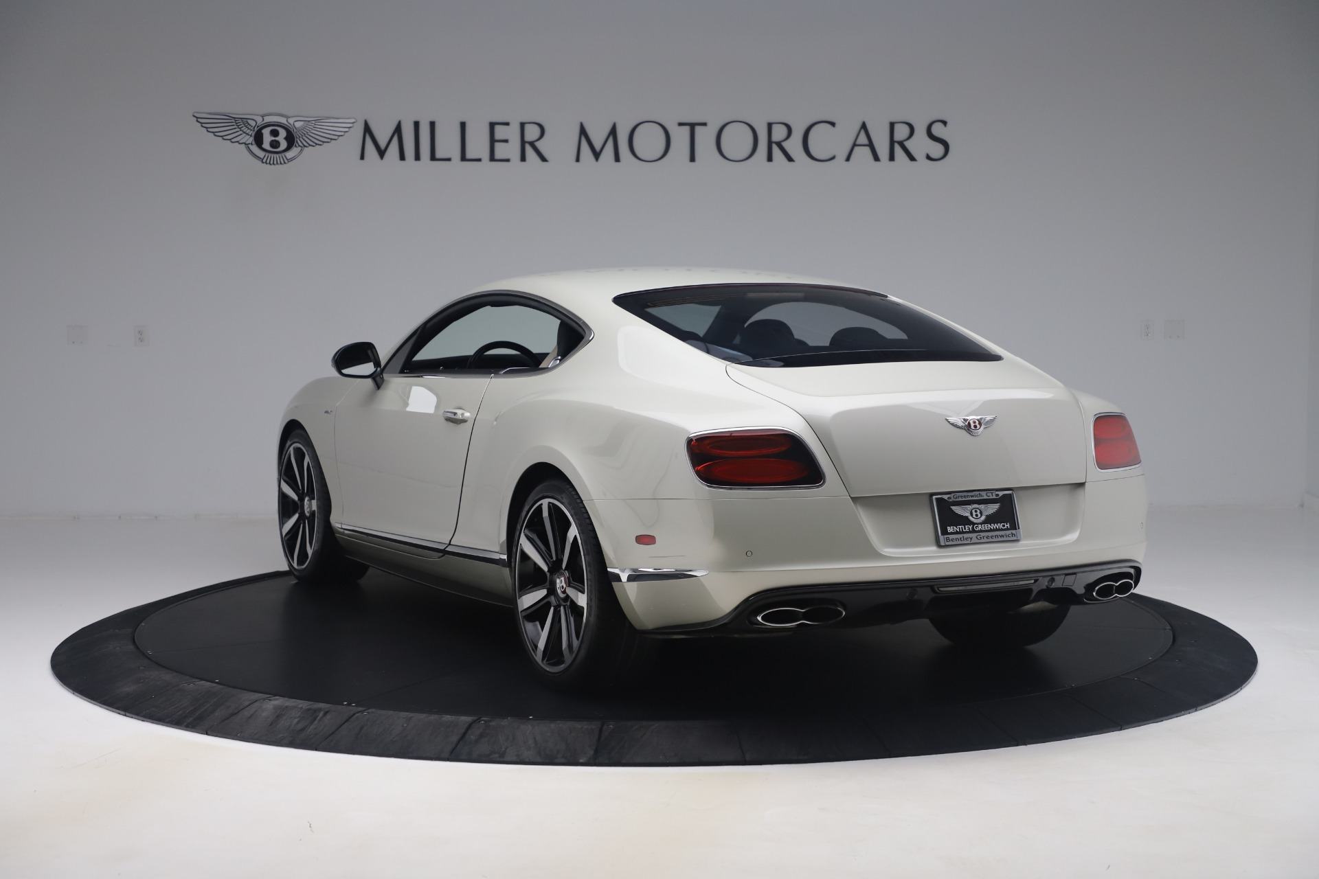 Used 2014 Bentley Continental GT V8 S For Sale In Greenwich, CT 3541_p5
