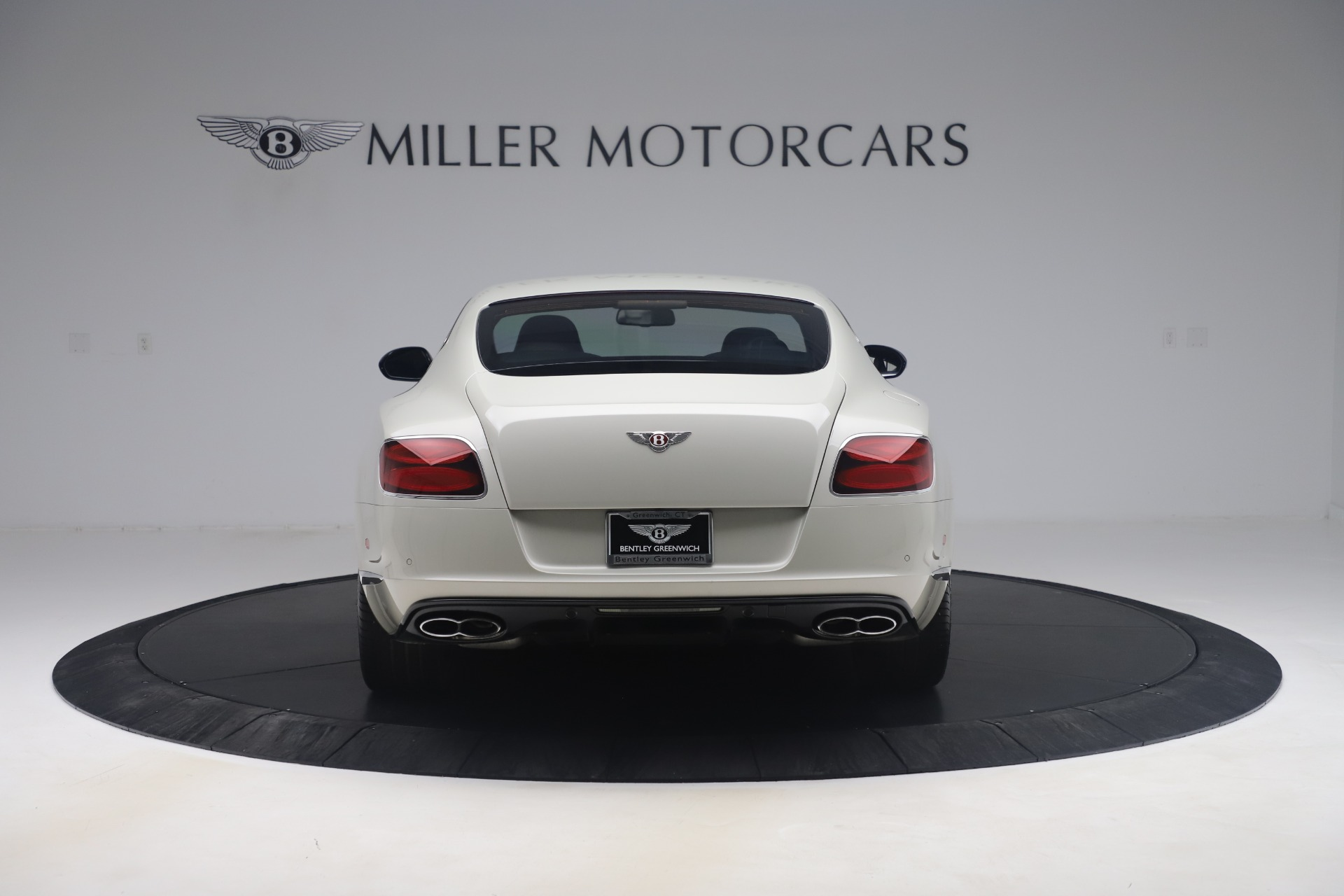 Used 2014 Bentley Continental GT V8 S For Sale In Greenwich, CT 3541_p6