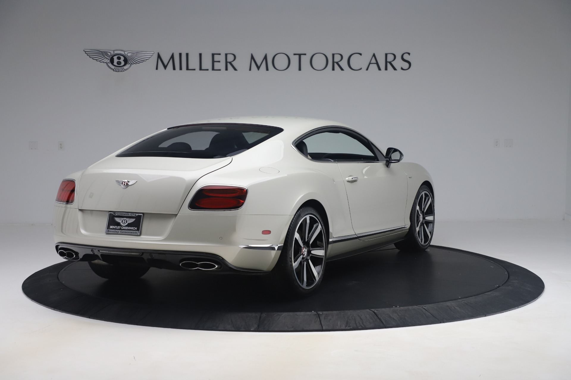 Used 2014 Bentley Continental GT V8 S For Sale In Greenwich, CT 3541_p7