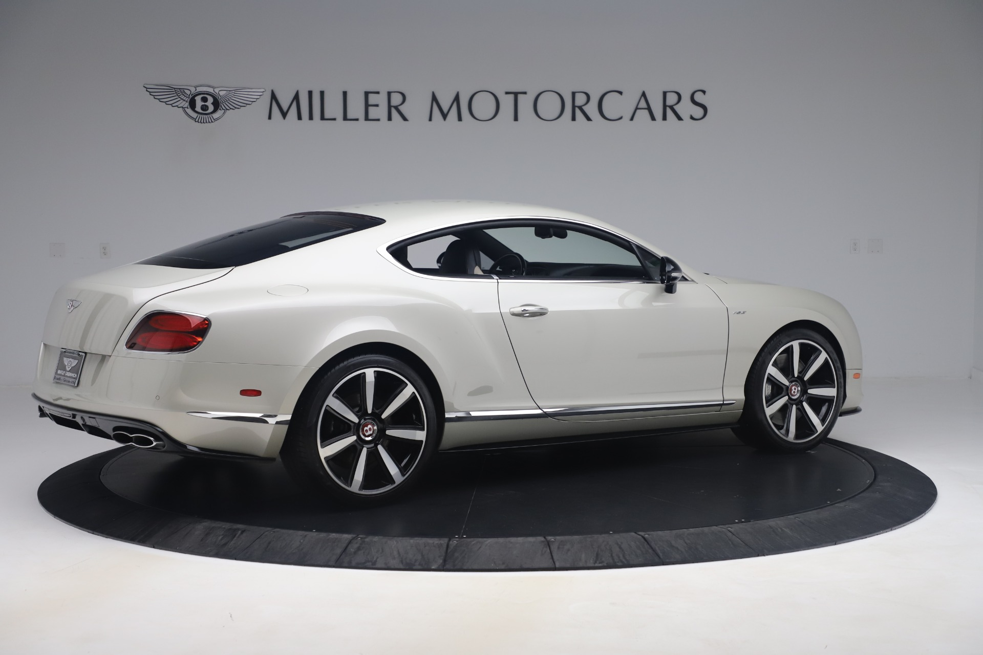 Used 2014 Bentley Continental GT V8 S For Sale In Greenwich, CT 3541_p8