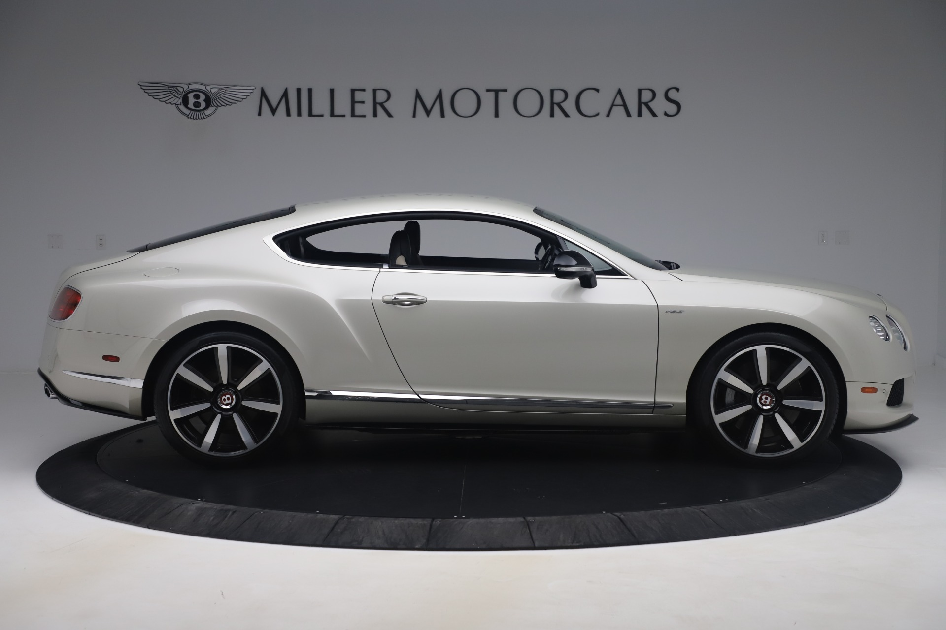 Used 2014 Bentley Continental GT V8 S For Sale In Greenwich, CT 3541_p9