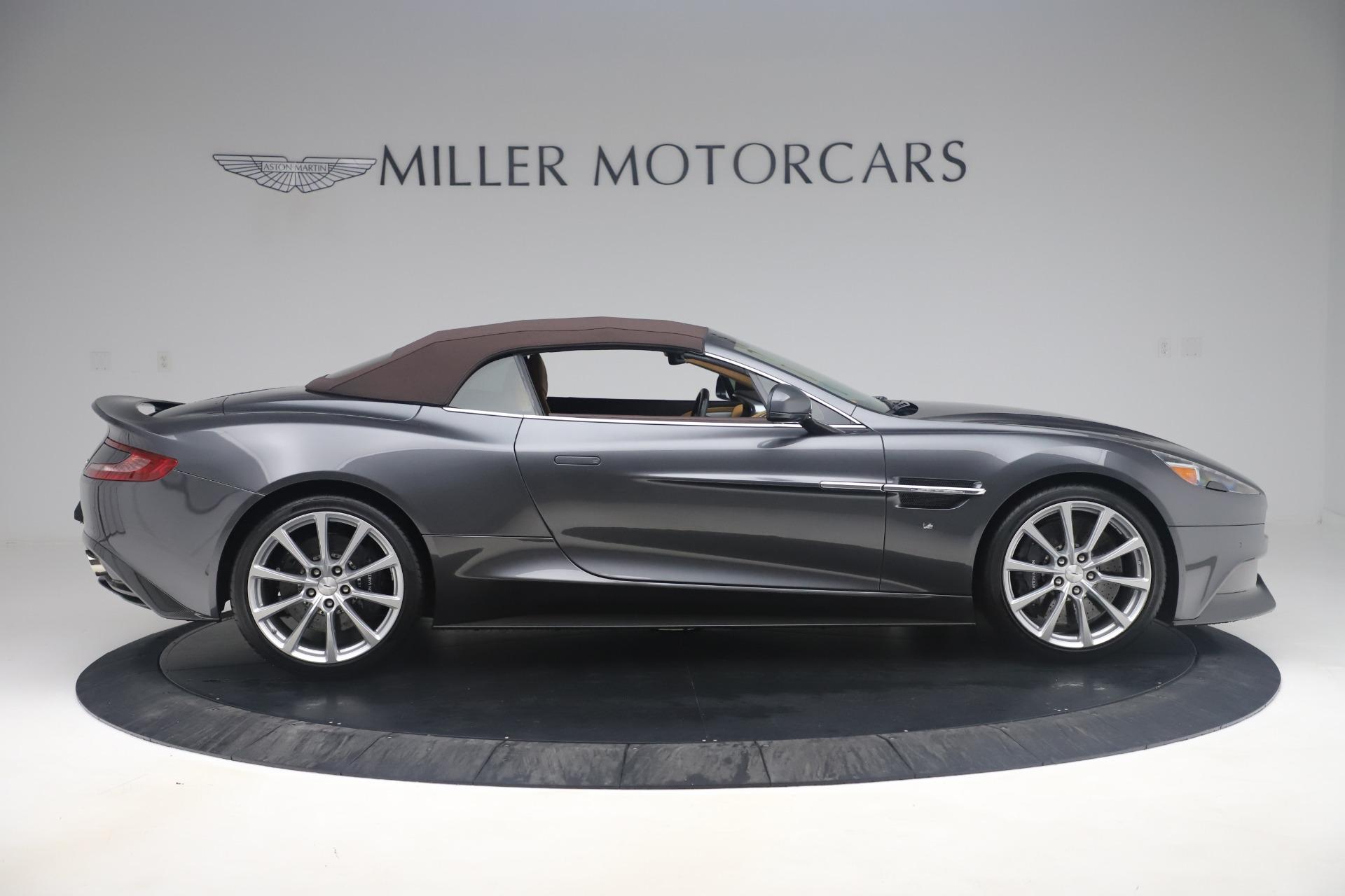 Used 2016 Aston Martin Vanquish Volante For Sale In Greenwich, CT 3542_p13