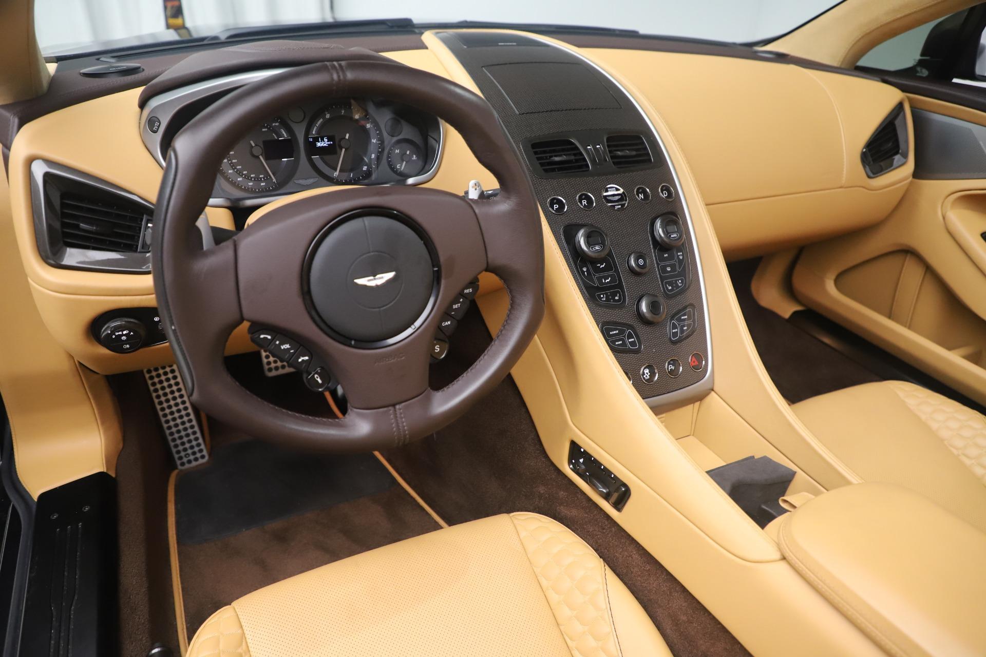 Used 2016 Aston Martin Vanquish Volante For Sale In Greenwich, CT 3542_p21