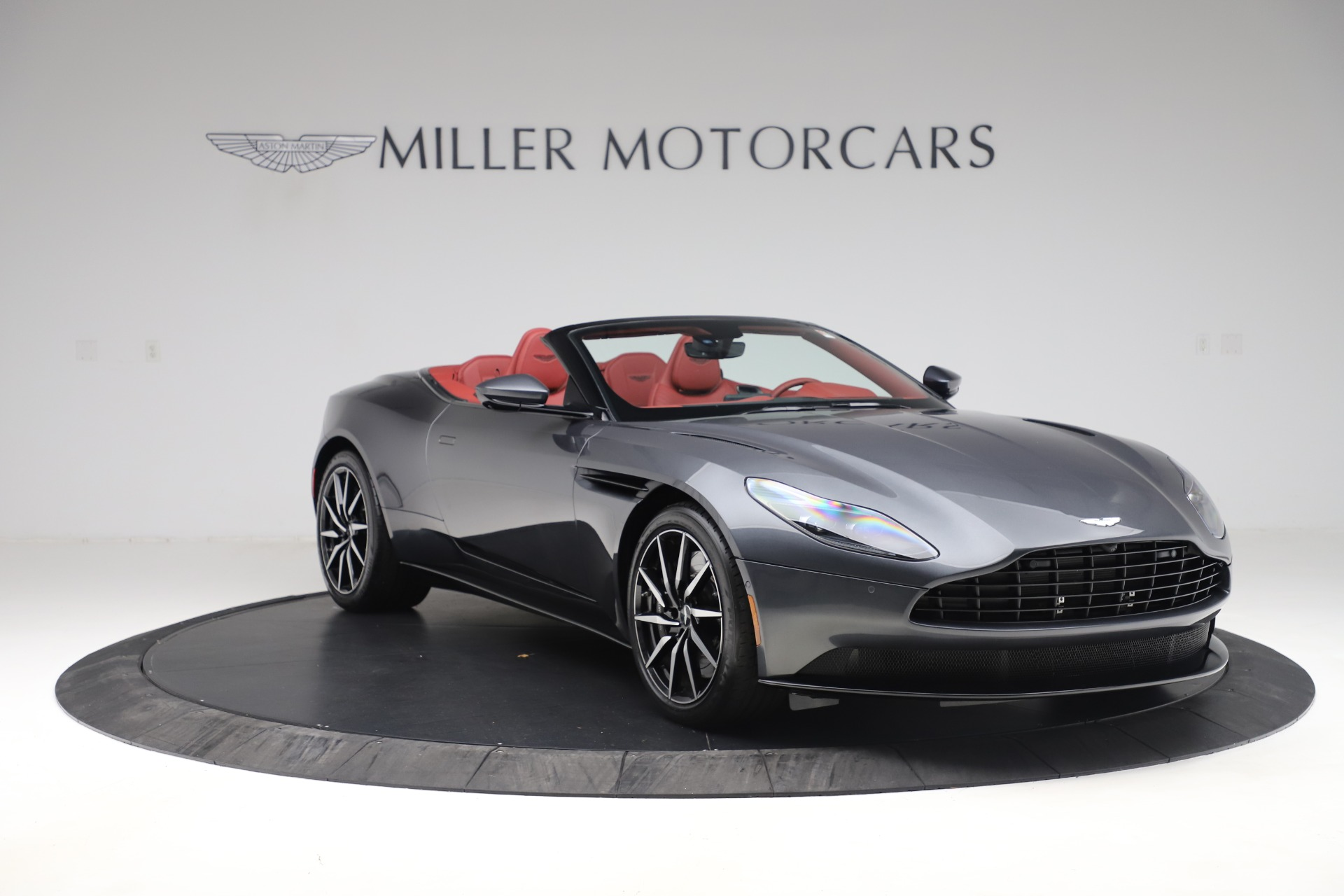 New 2020 Aston Martin DB11 V8 For Sale In Greenwich, CT 3546_p10