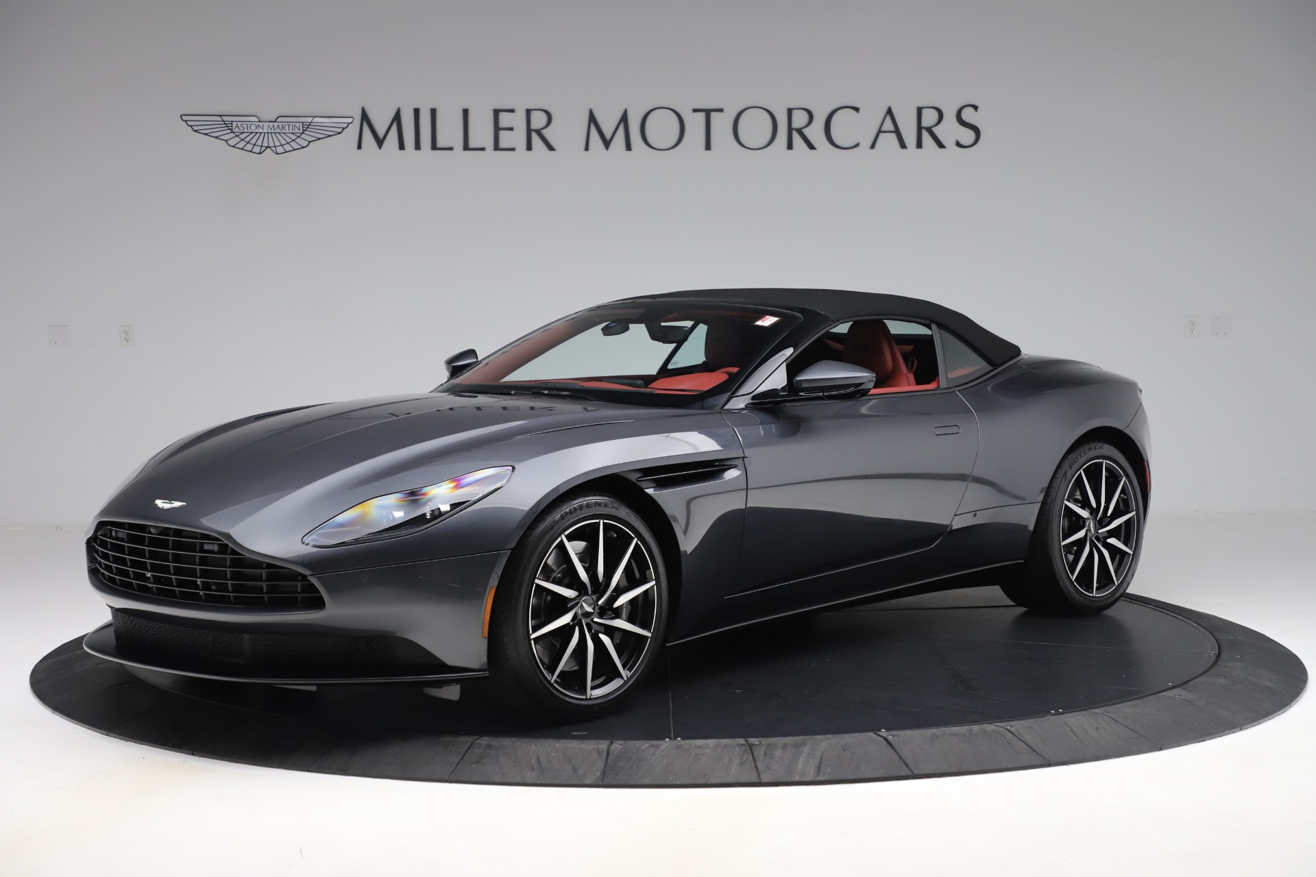 New 2020 Aston Martin DB11 V8 For Sale In Greenwich, CT 3546_p17