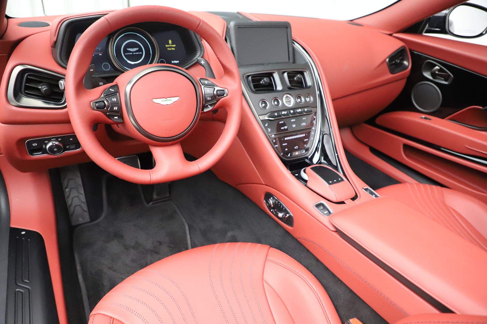 New 2020 Aston Martin DB11 V8 For Sale In Greenwich, CT 3546_p20