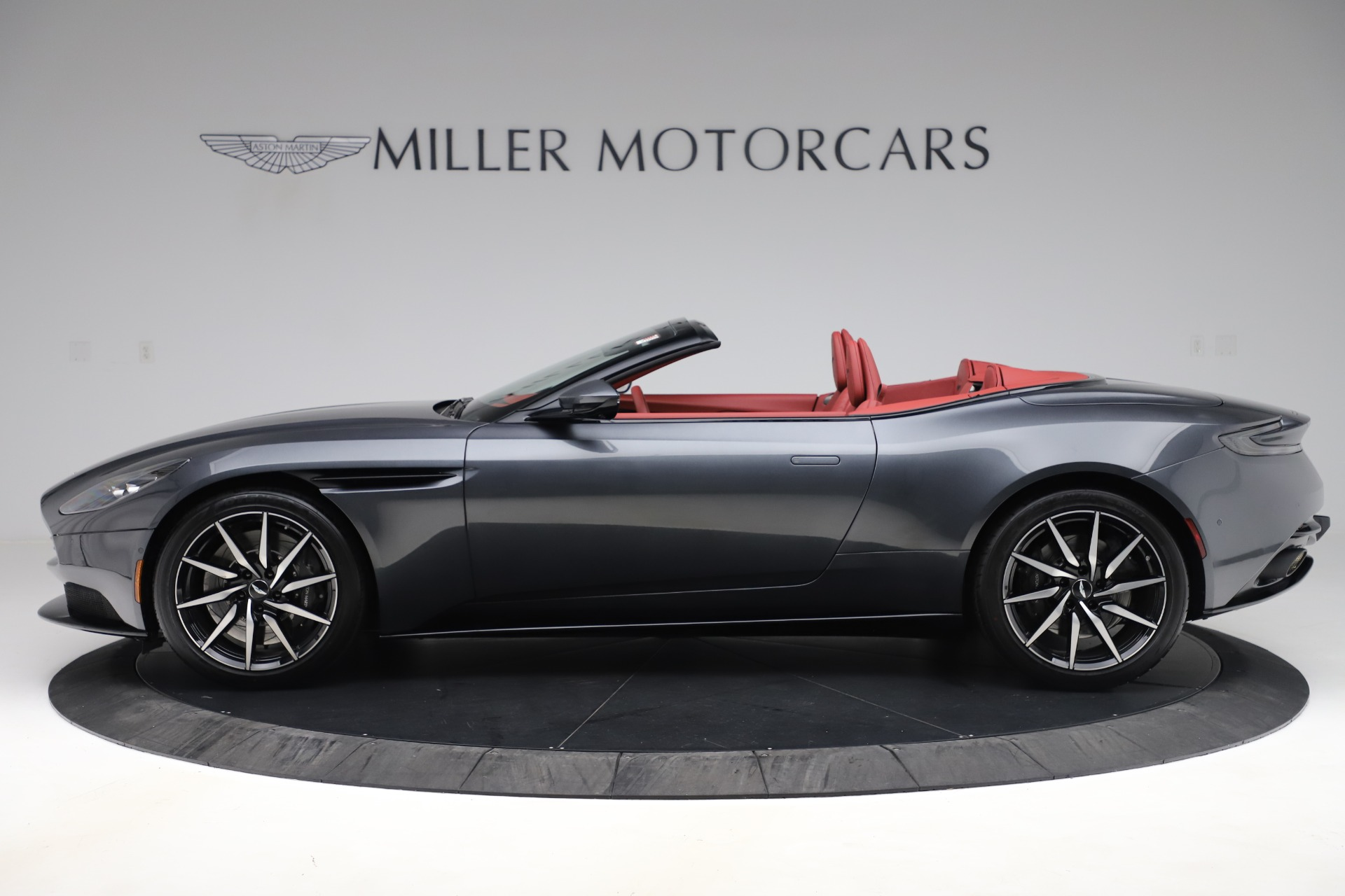 New 2020 Aston Martin DB11 V8 For Sale In Greenwich, CT 3546_p2