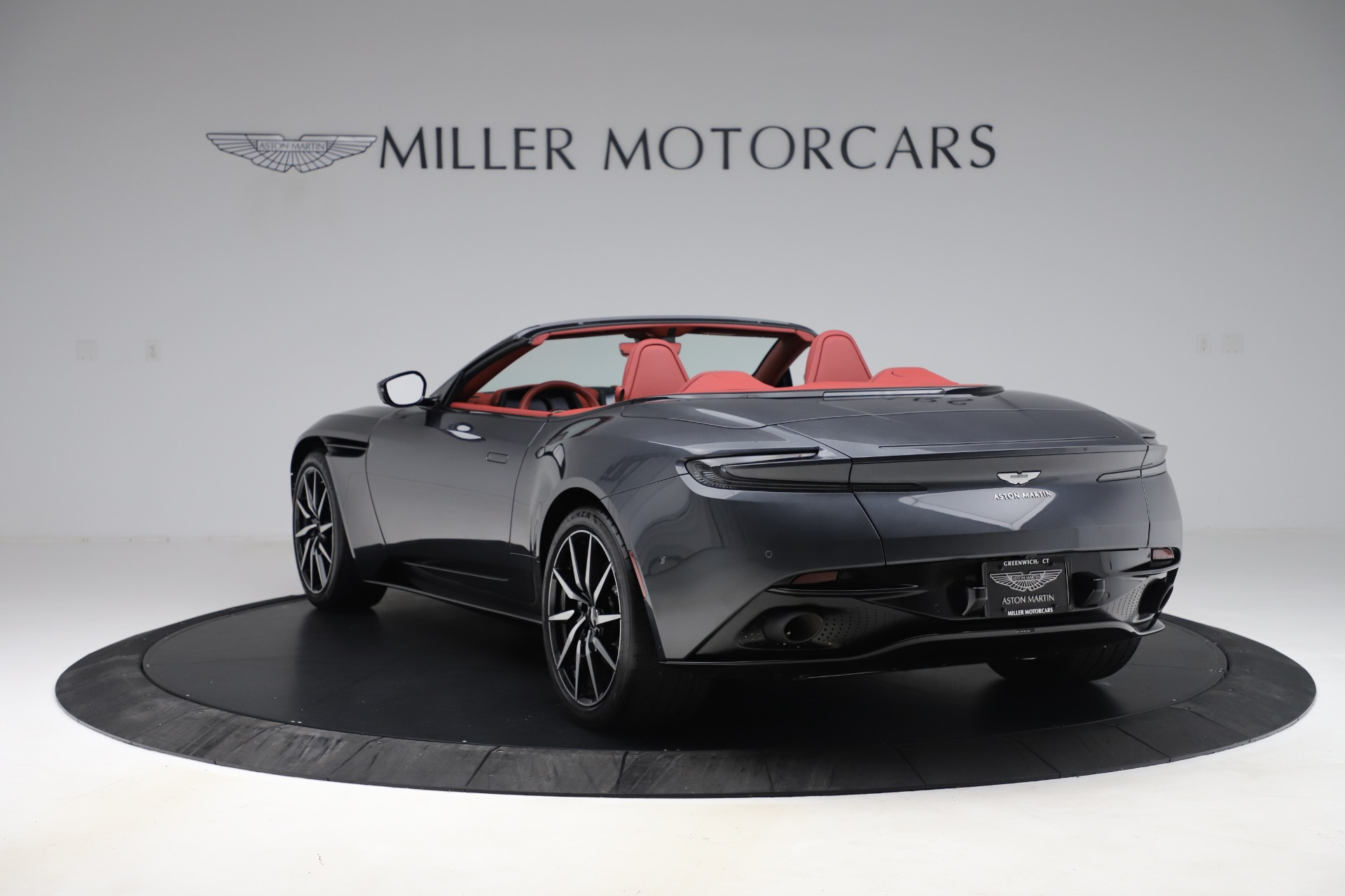 New 2020 Aston Martin DB11 V8 For Sale In Greenwich, CT 3546_p4