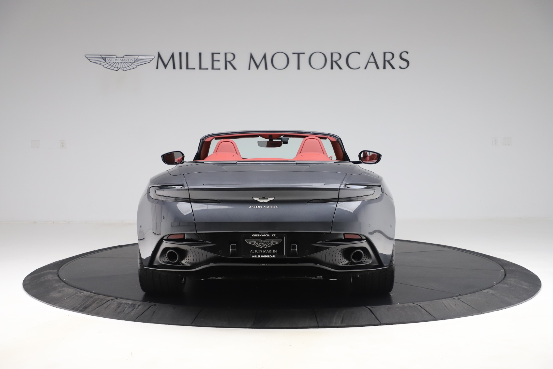New 2020 Aston Martin DB11 V8 For Sale In Greenwich, CT 3546_p5
