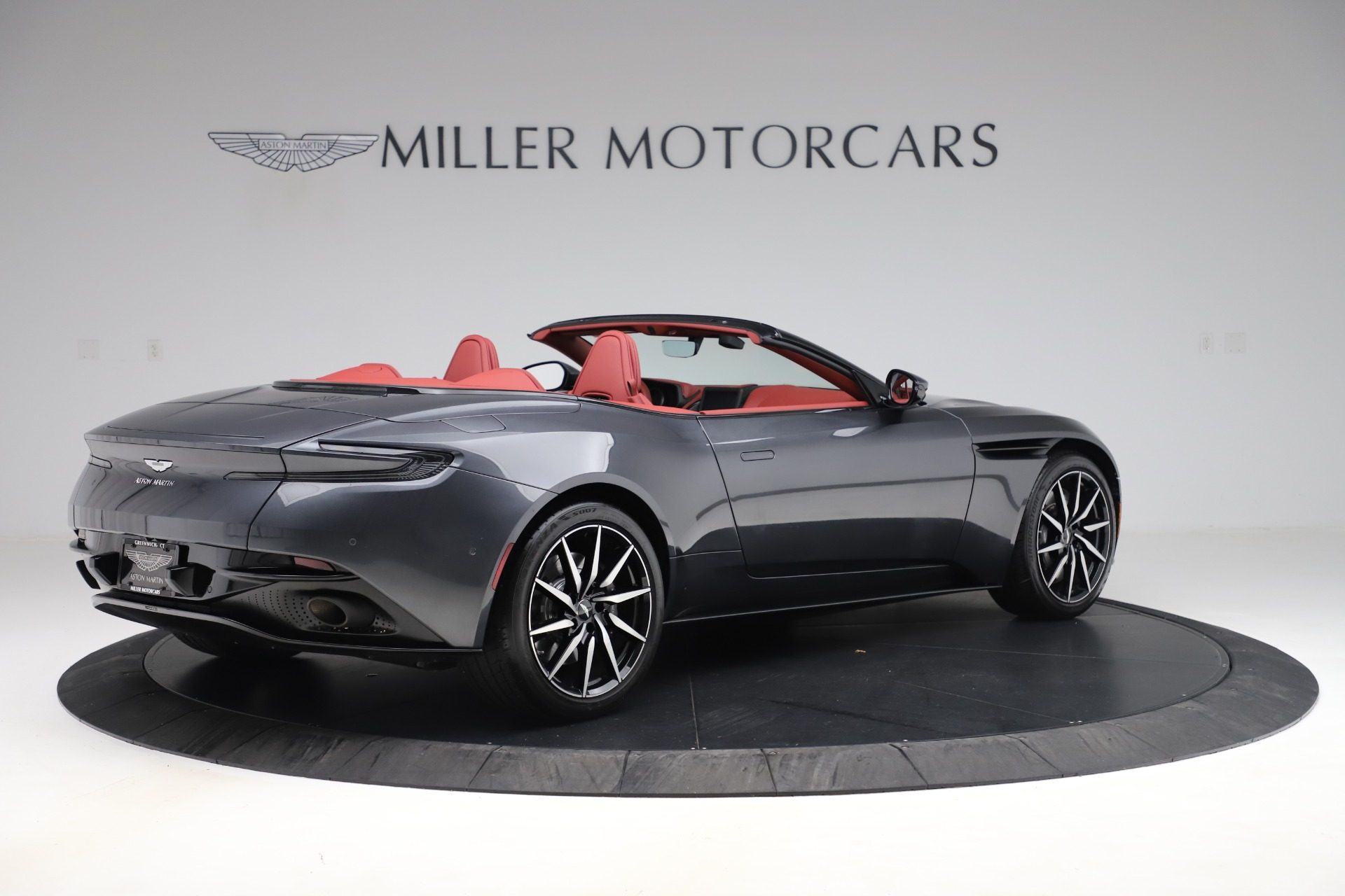 New 2020 Aston Martin DB11 V8 For Sale In Greenwich, CT 3546_p7