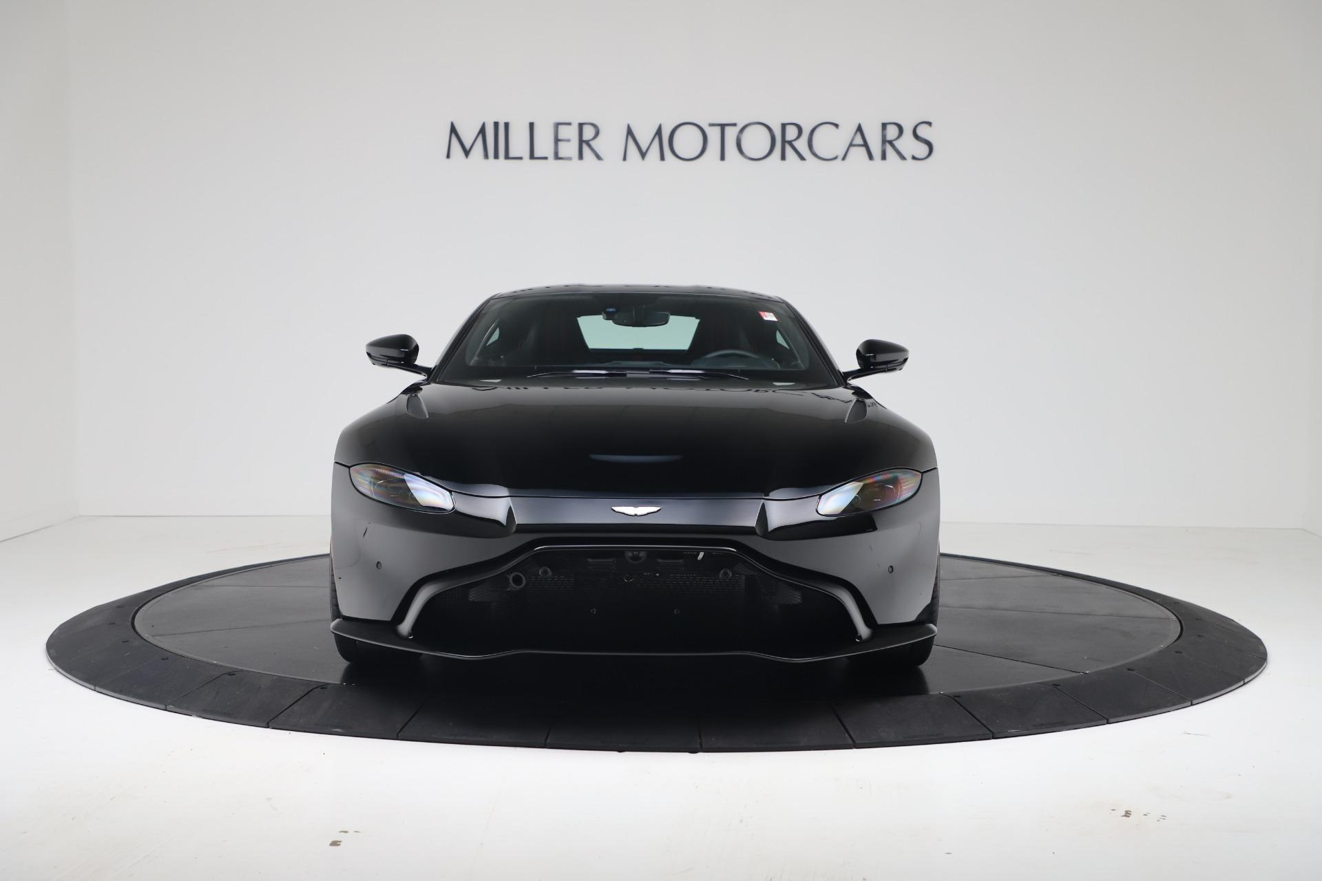 New 2020 Aston Martin Vantage V8 For Sale In Greenwich, CT 3547_p3