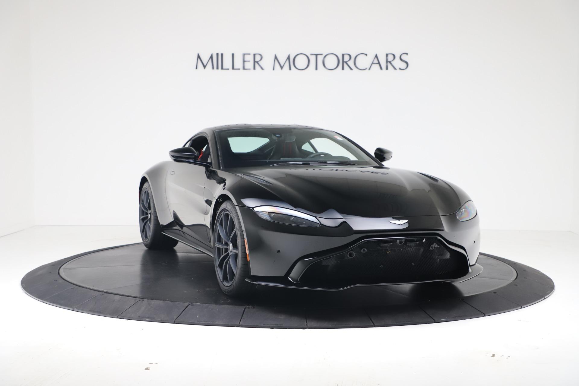 New 2020 Aston Martin Vantage V8 For Sale In Greenwich, CT 3547_p4