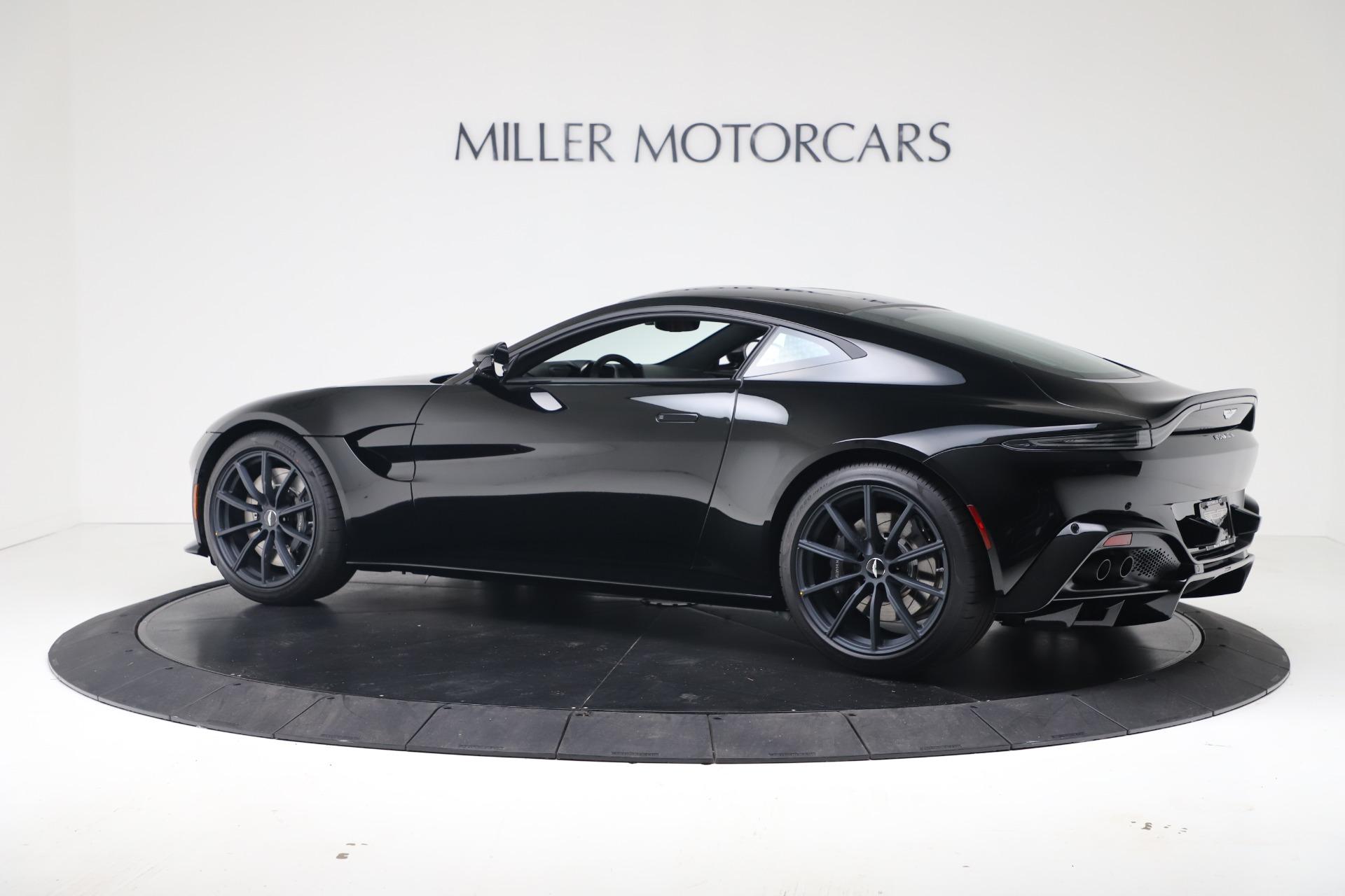 New 2020 Aston Martin Vantage V8 For Sale In Greenwich, CT 3547_p8