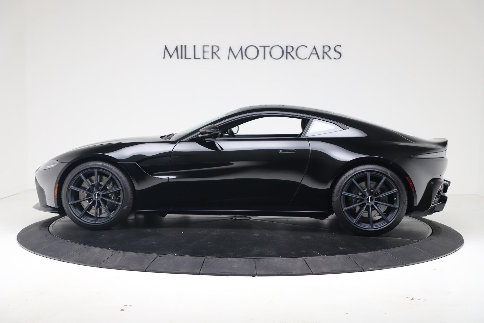 New 2020 Aston Martin Vantage V8 For Sale In Greenwich, CT 3547_p9