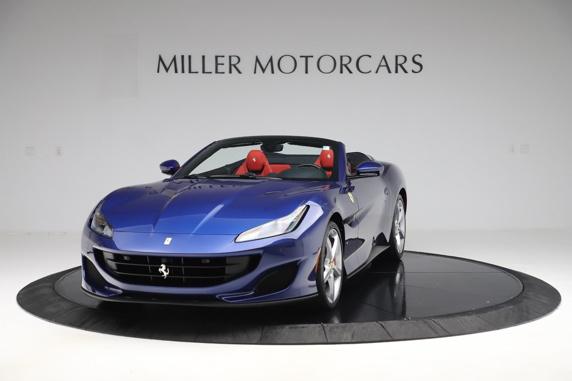 Used 2019 Ferrari Portofino  For Sale In Greenwich, CT 3548_main