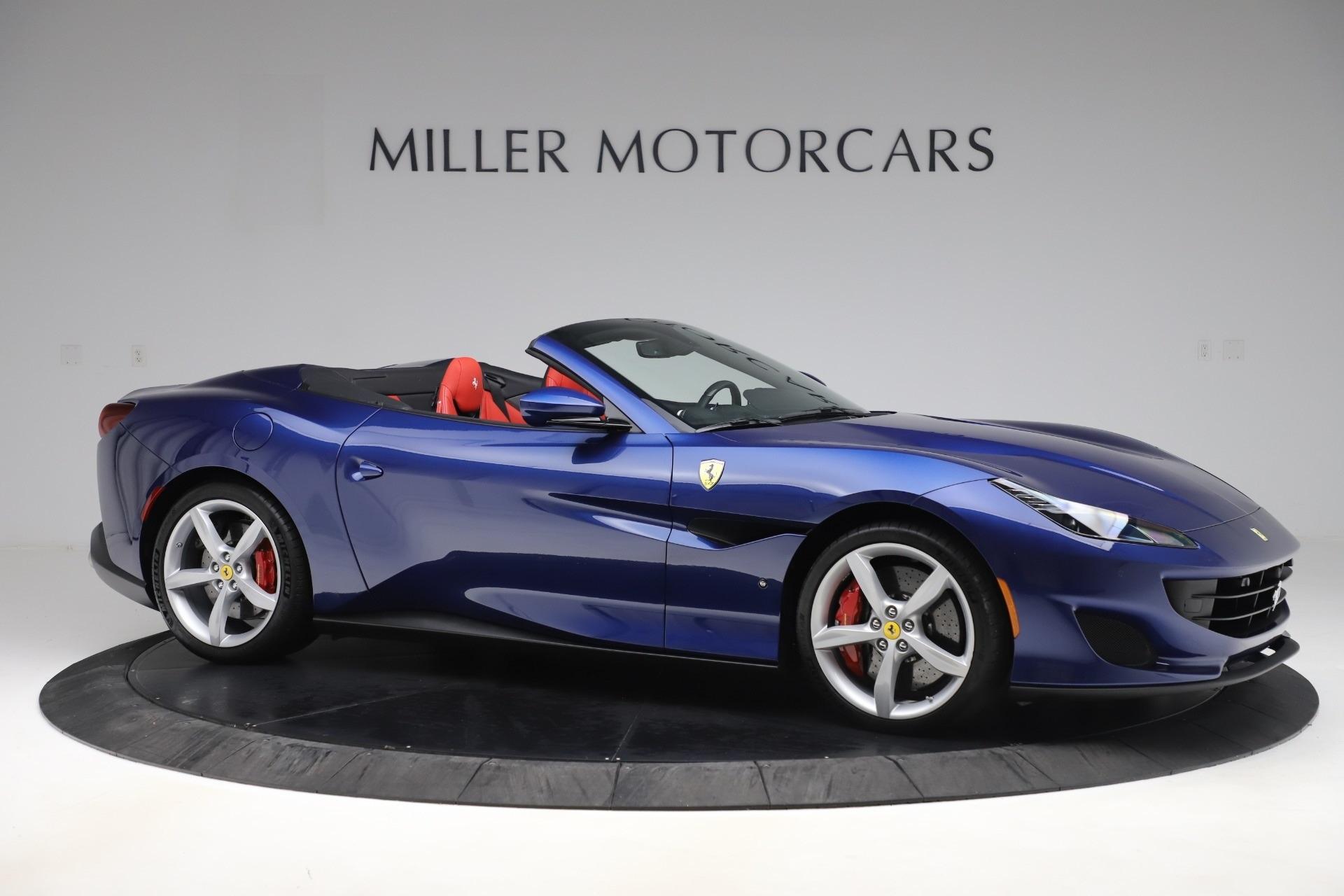 Used 2019 Ferrari Portofino  For Sale In Greenwich, CT 3548_p10