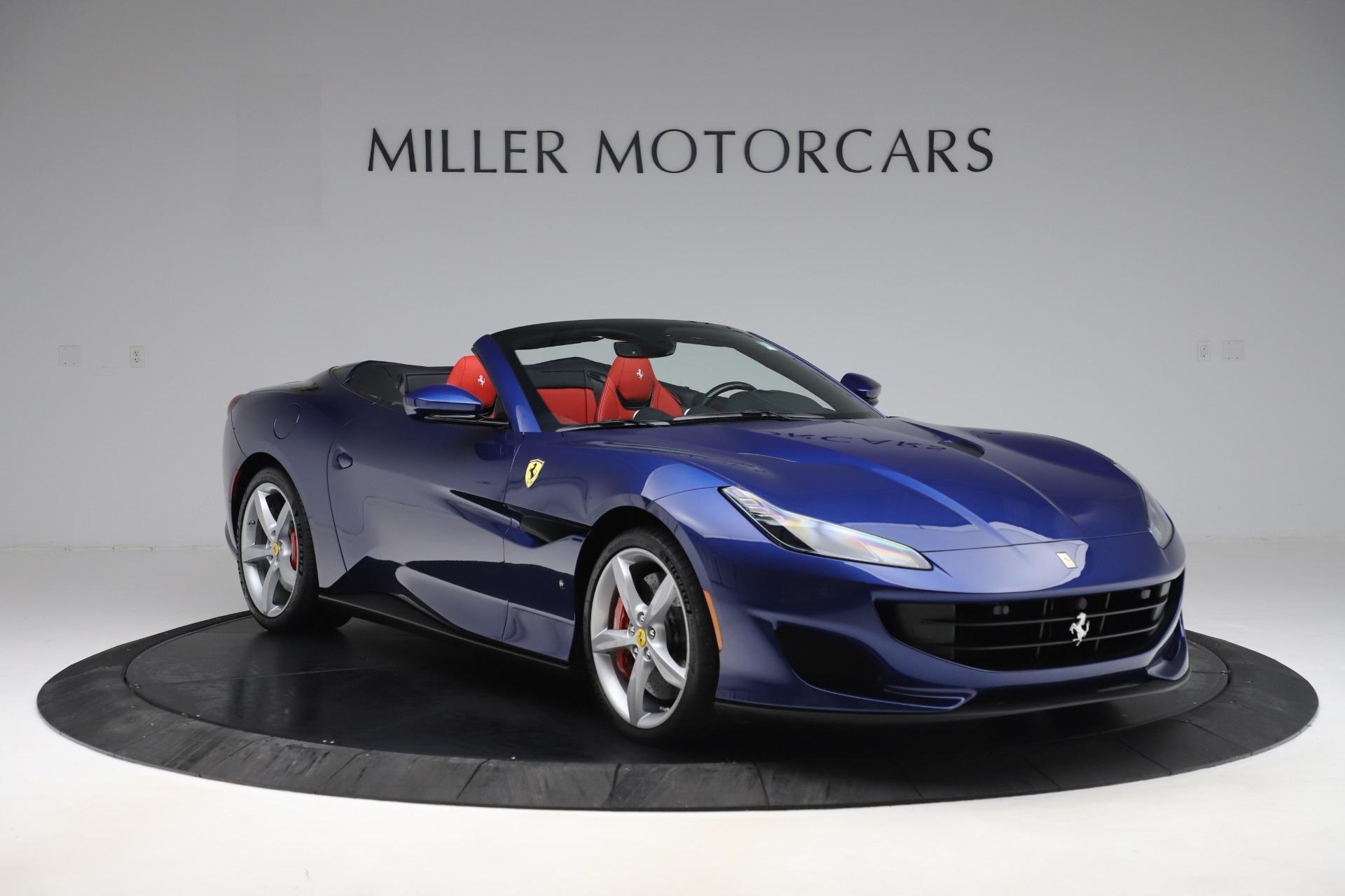 Used 2019 Ferrari Portofino  For Sale In Greenwich, CT 3548_p11