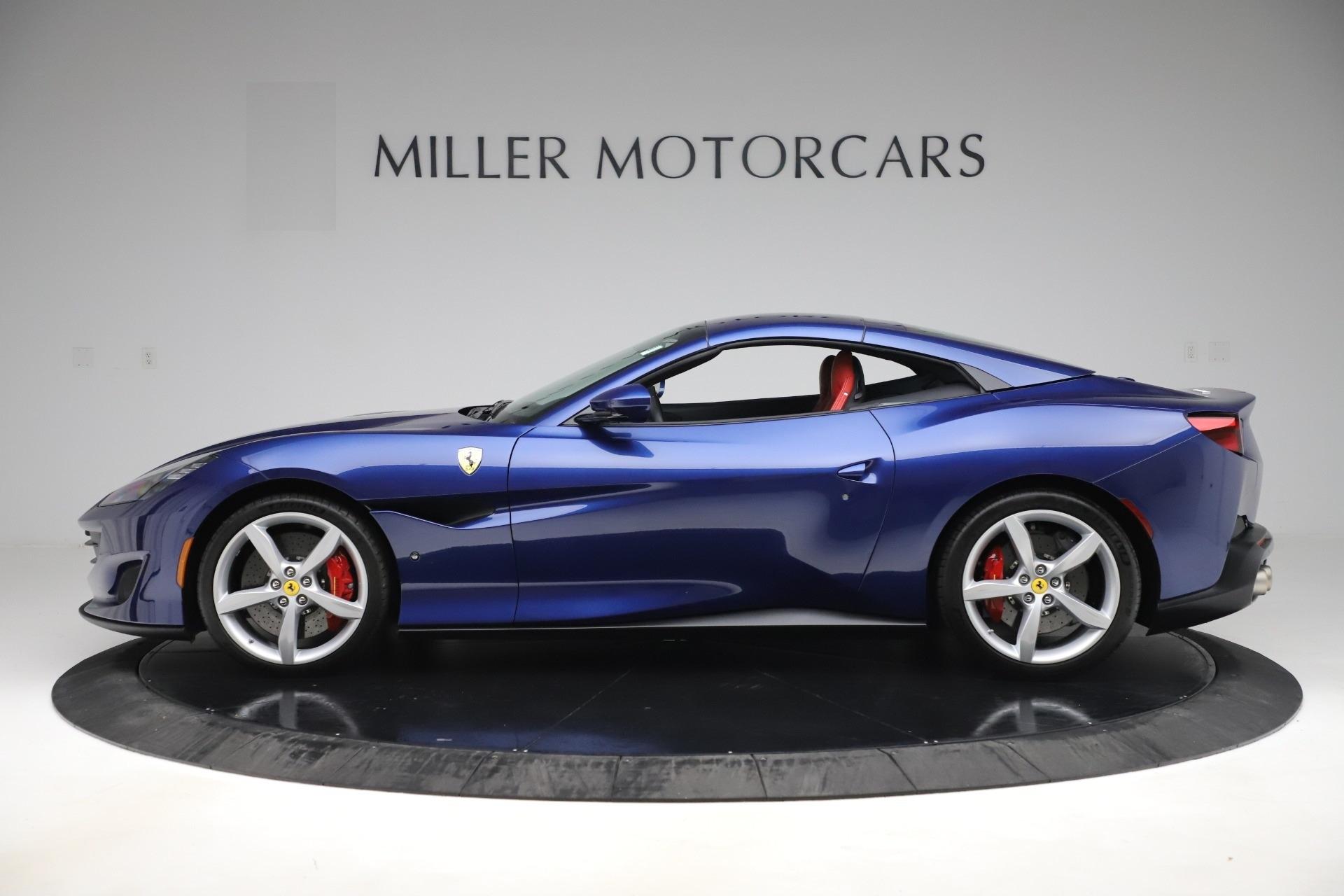 Used 2019 Ferrari Portofino  For Sale In Greenwich, CT 3548_p14