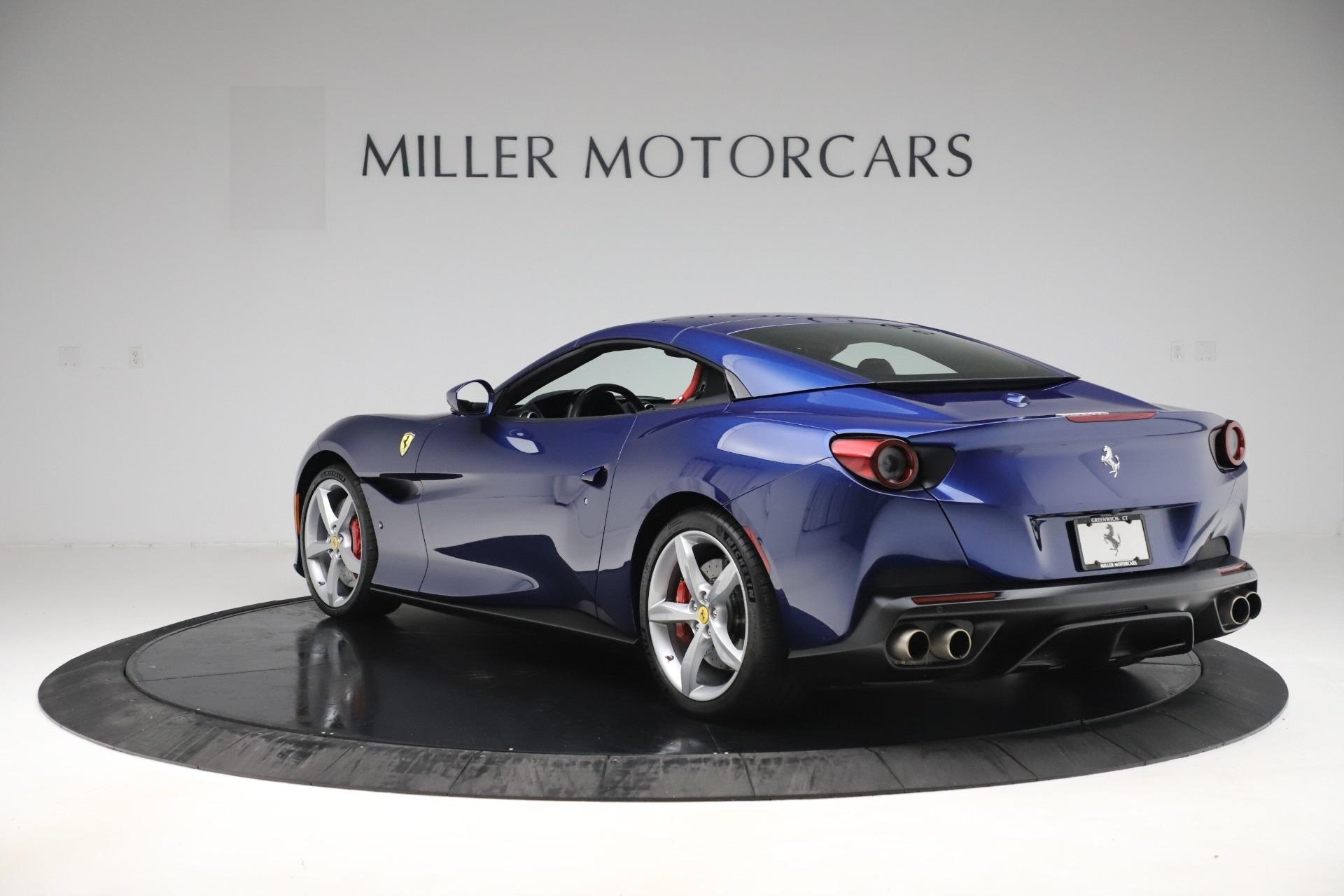 Used 2019 Ferrari Portofino  For Sale In Greenwich, CT 3548_p15
