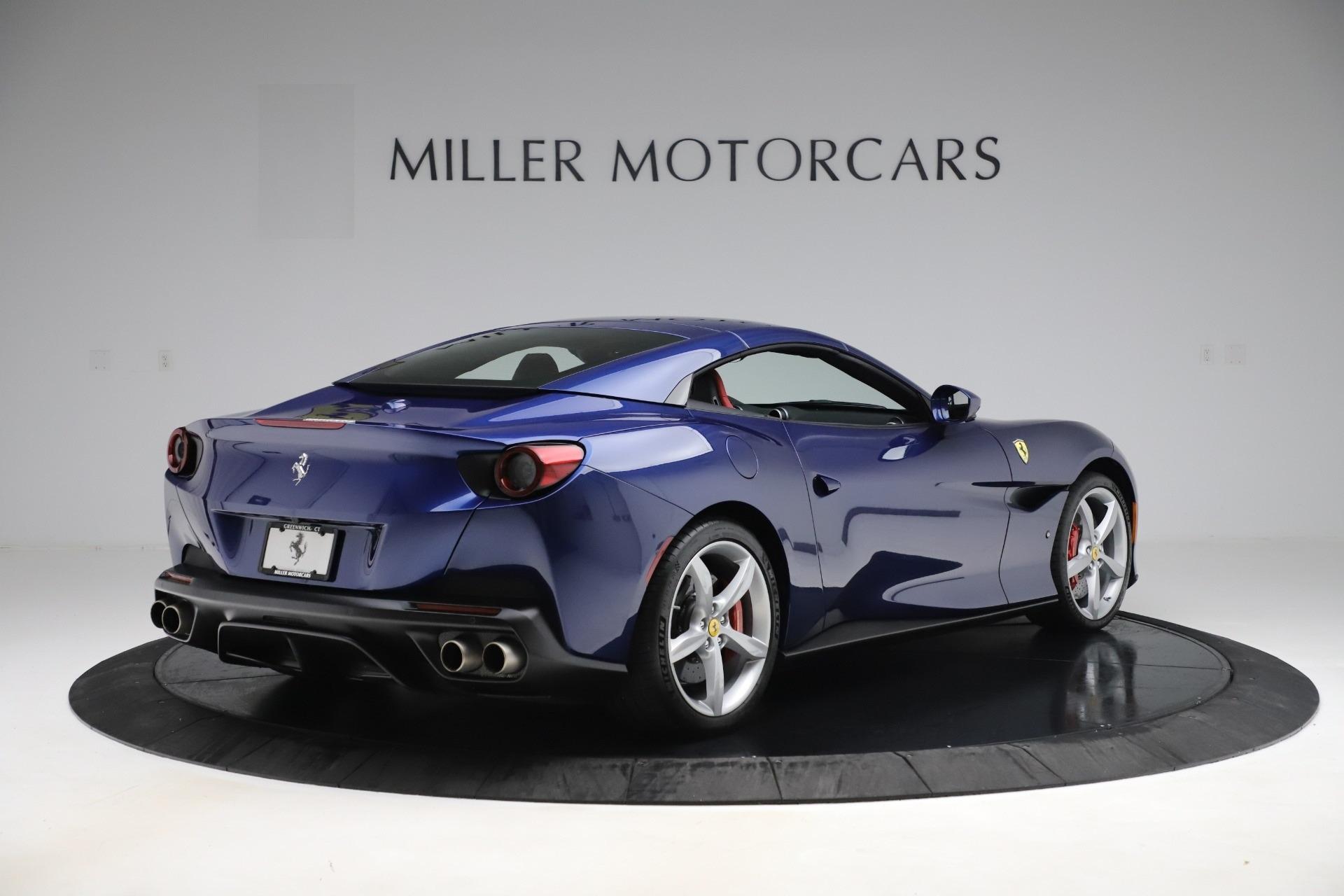 Used 2019 Ferrari Portofino  For Sale In Greenwich, CT 3548_p16