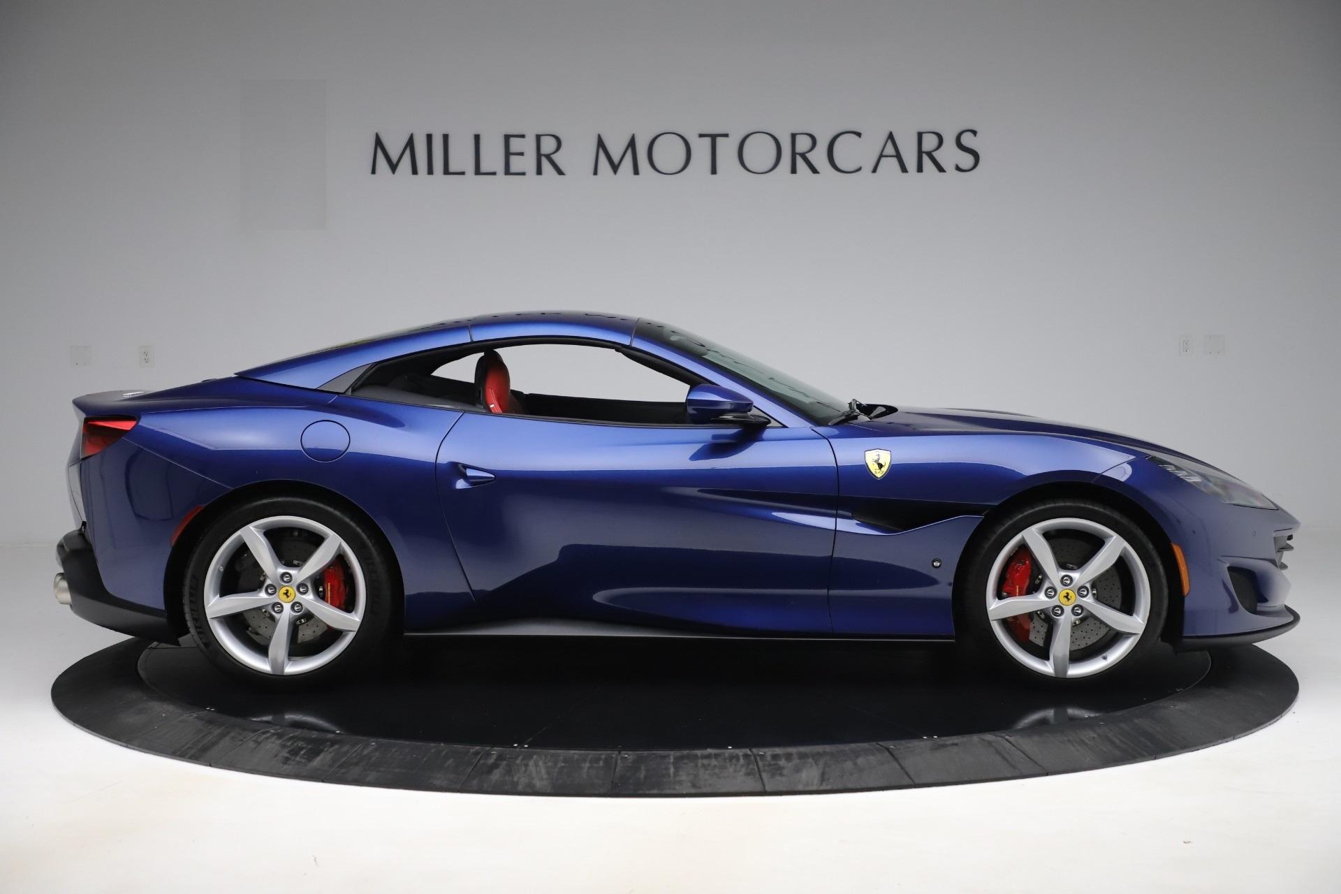 Used 2019 Ferrari Portofino  For Sale In Greenwich, CT 3548_p17