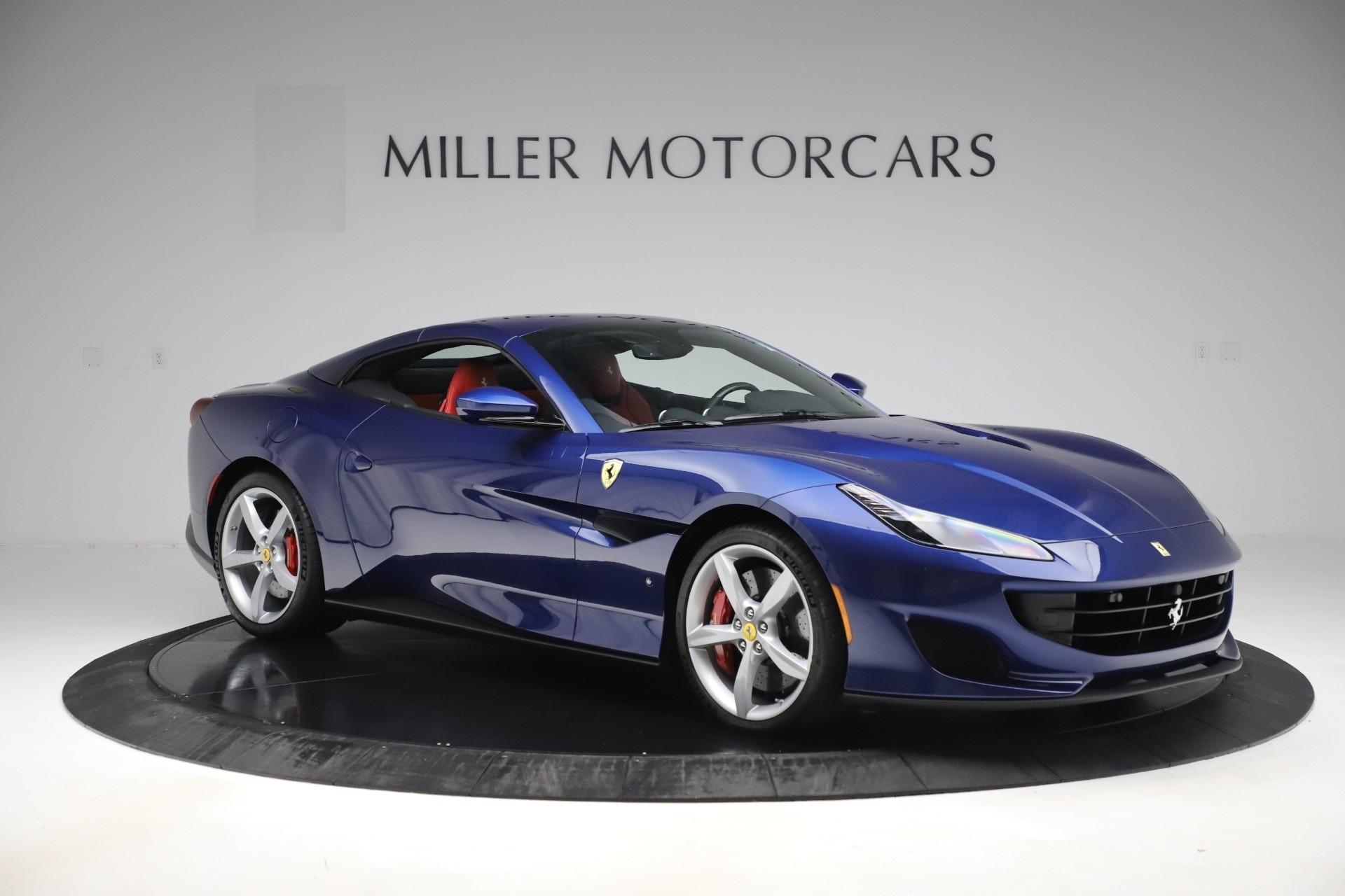 Used 2019 Ferrari Portofino  For Sale In Greenwich, CT 3548_p18