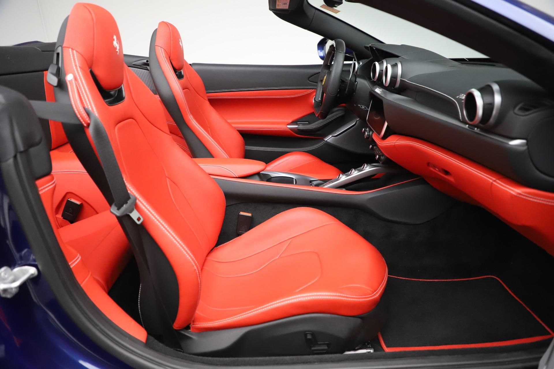 Used 2019 Ferrari Portofino  For Sale In Greenwich, CT 3548_p25